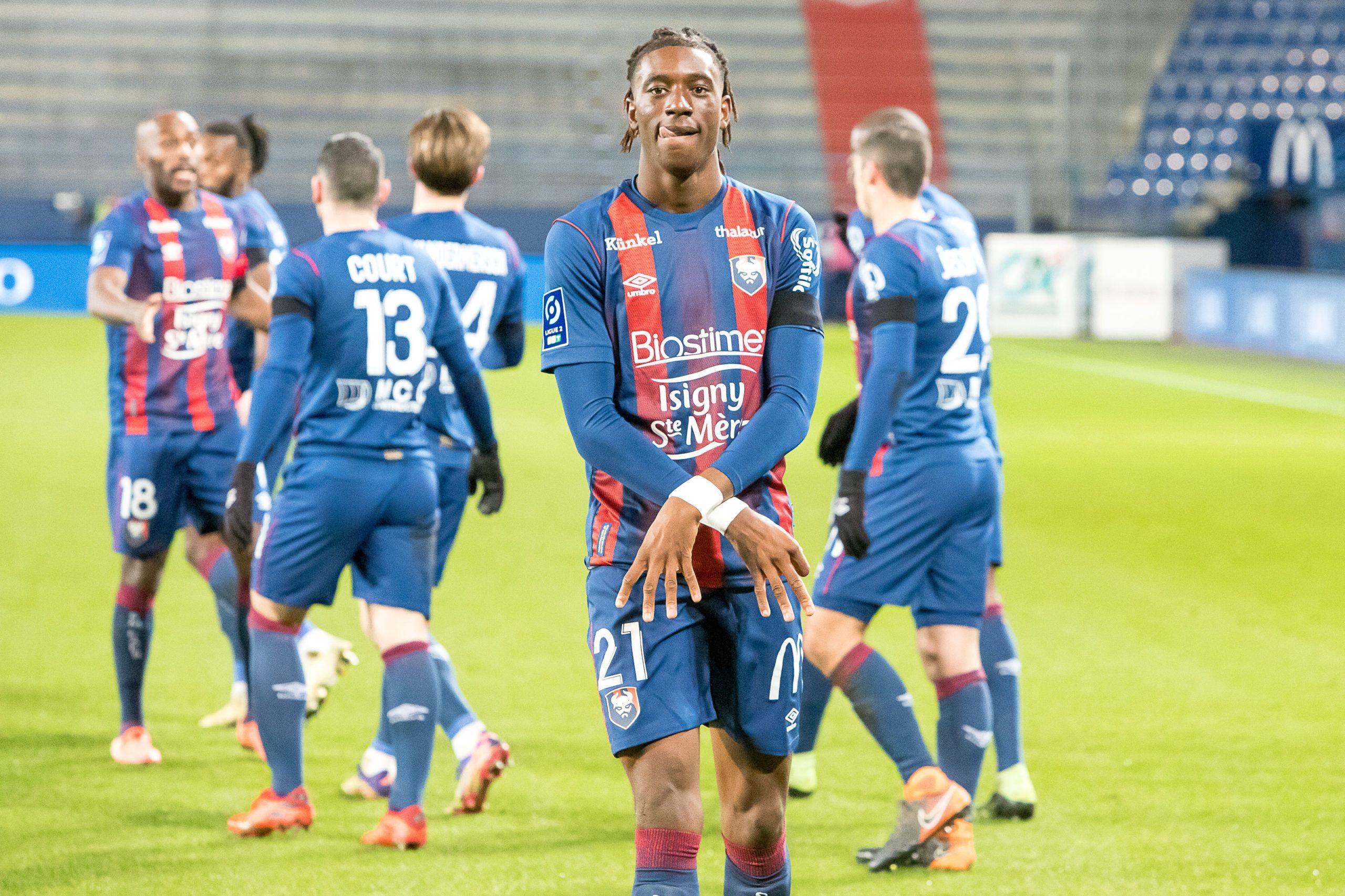 Les notes des joueurs caennais face à Toulouse (2-2)