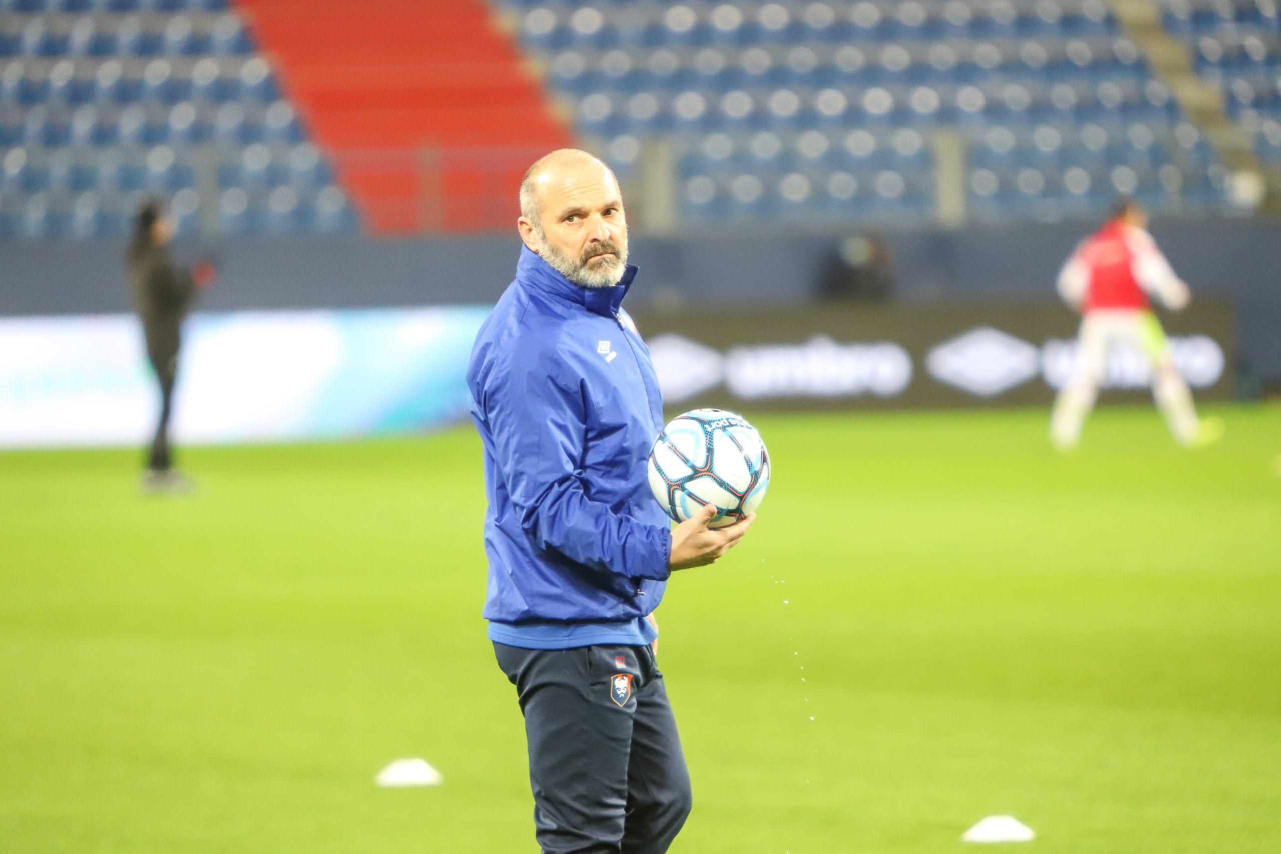 Pascal Dupraz après Valenciennes : « On aurait dû l'emporter »