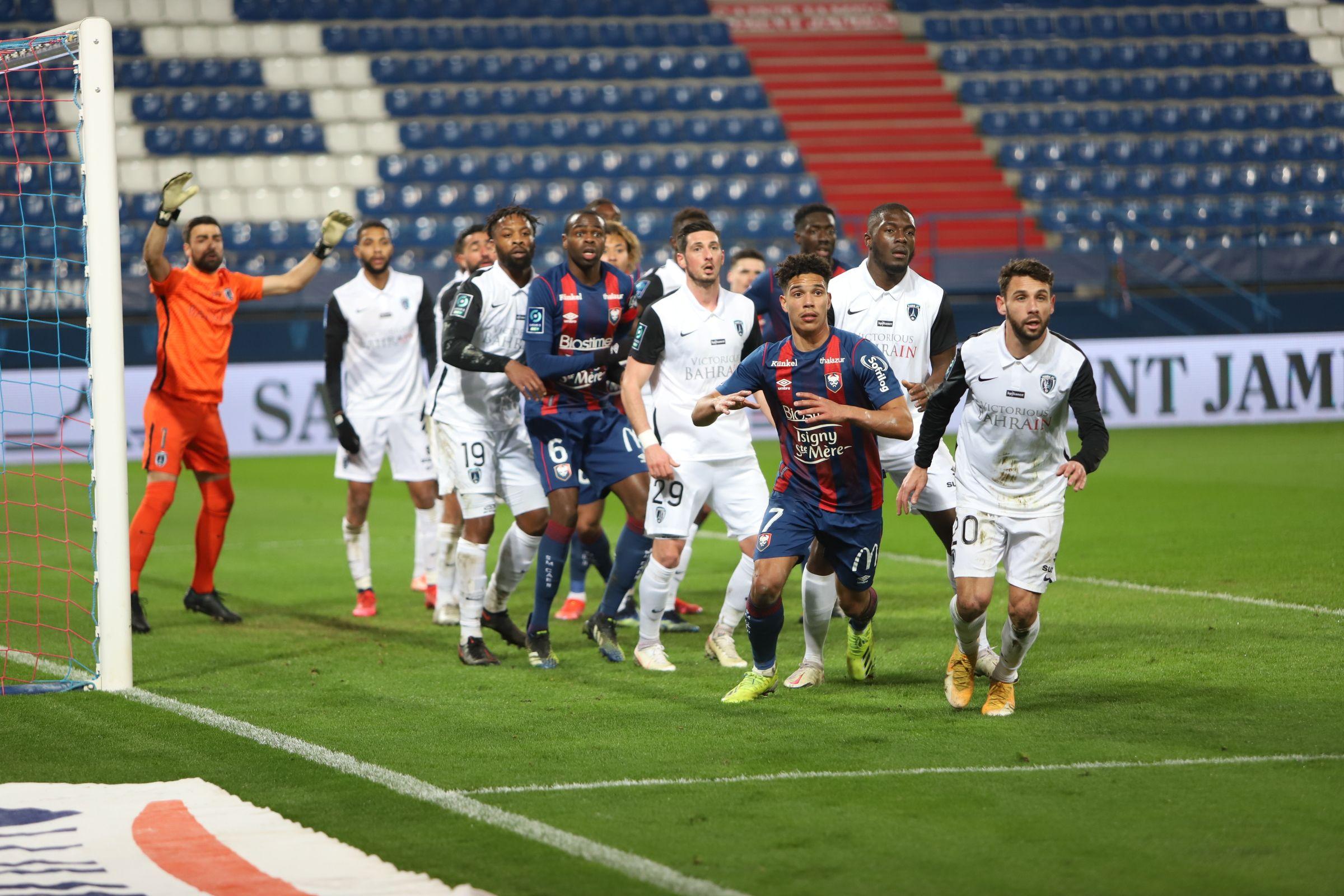 Le SM Caen a désormais autant de points que la saison dernière à la même époque