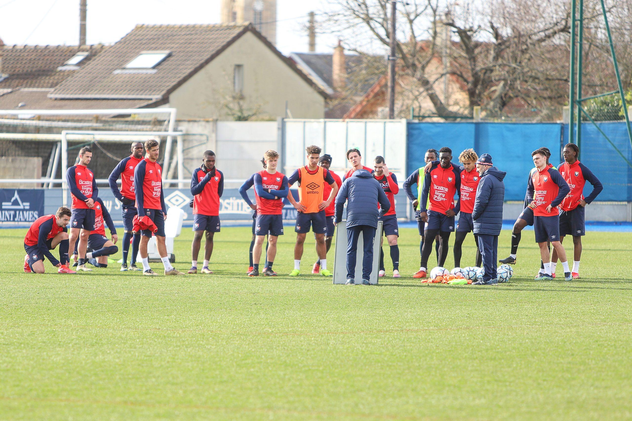 Guingamp – Caen : retour d'Oniangué, Rivierez toujours absent