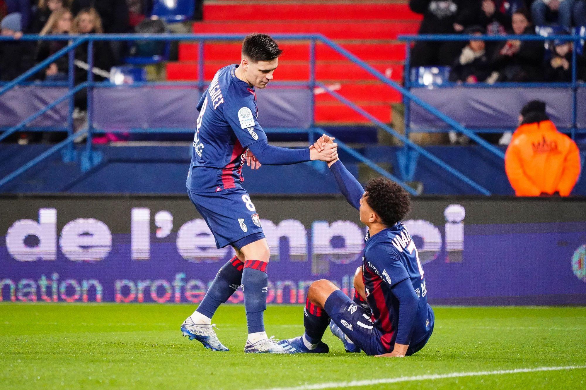 Gioacchini suspendu contre Amiens, Deminguet loupera le PSG