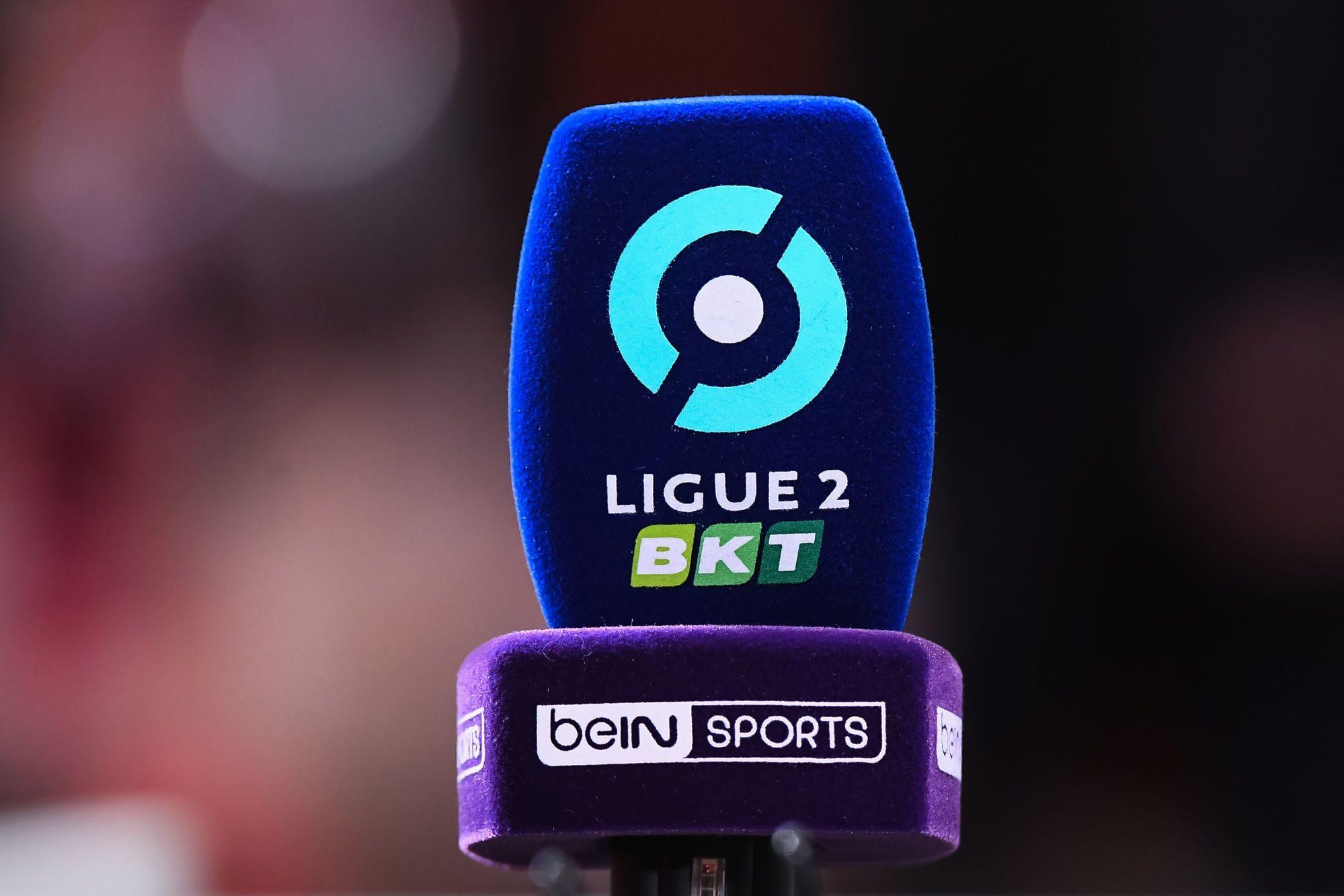 BeIN Sport récupère les 10 matchs de Ligue 2 jusqu'à la fin de saison
