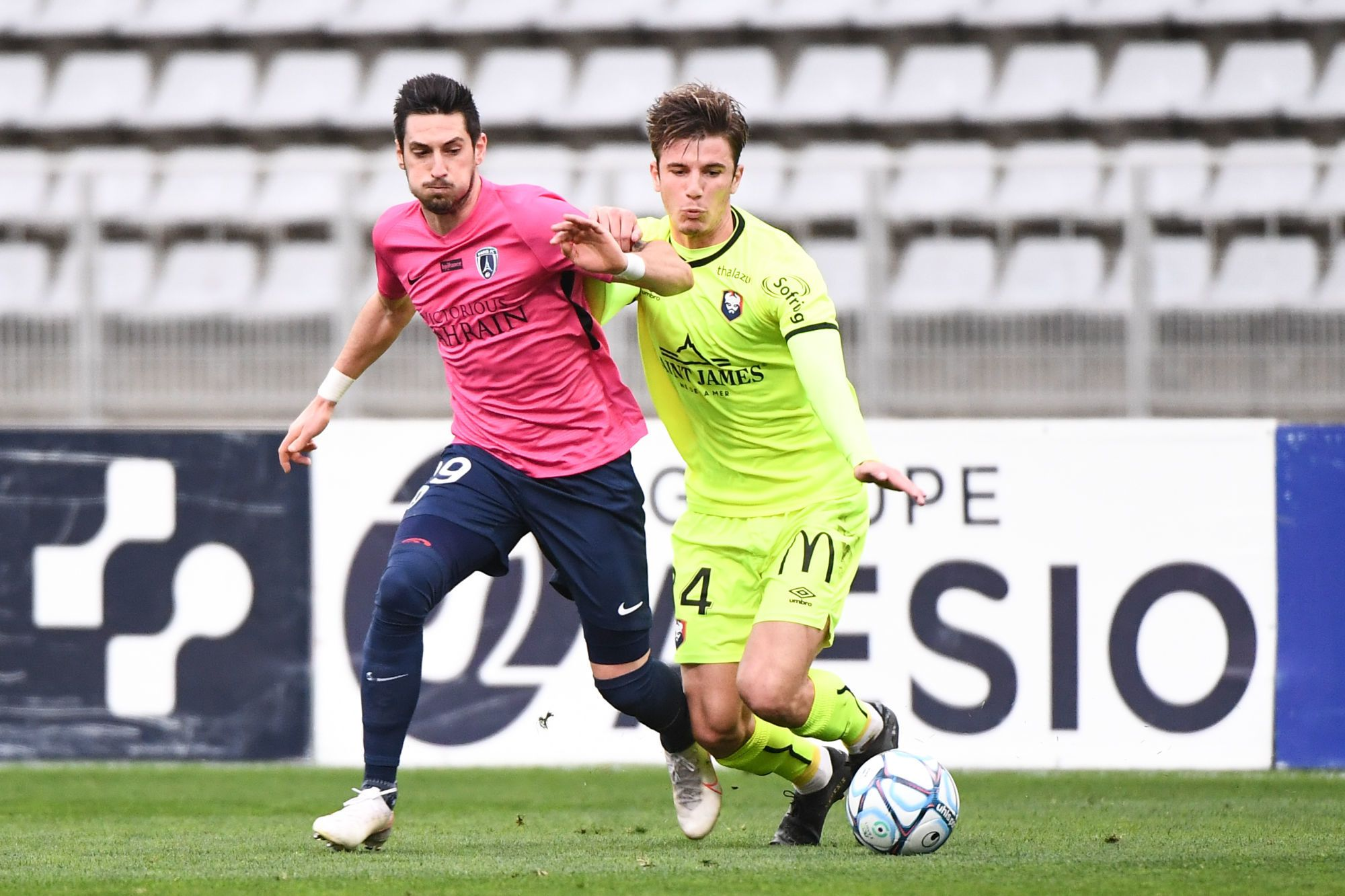 Pronostics Caen – Paris FC : « Le PFC n'est pas impérial hors de ses bases »