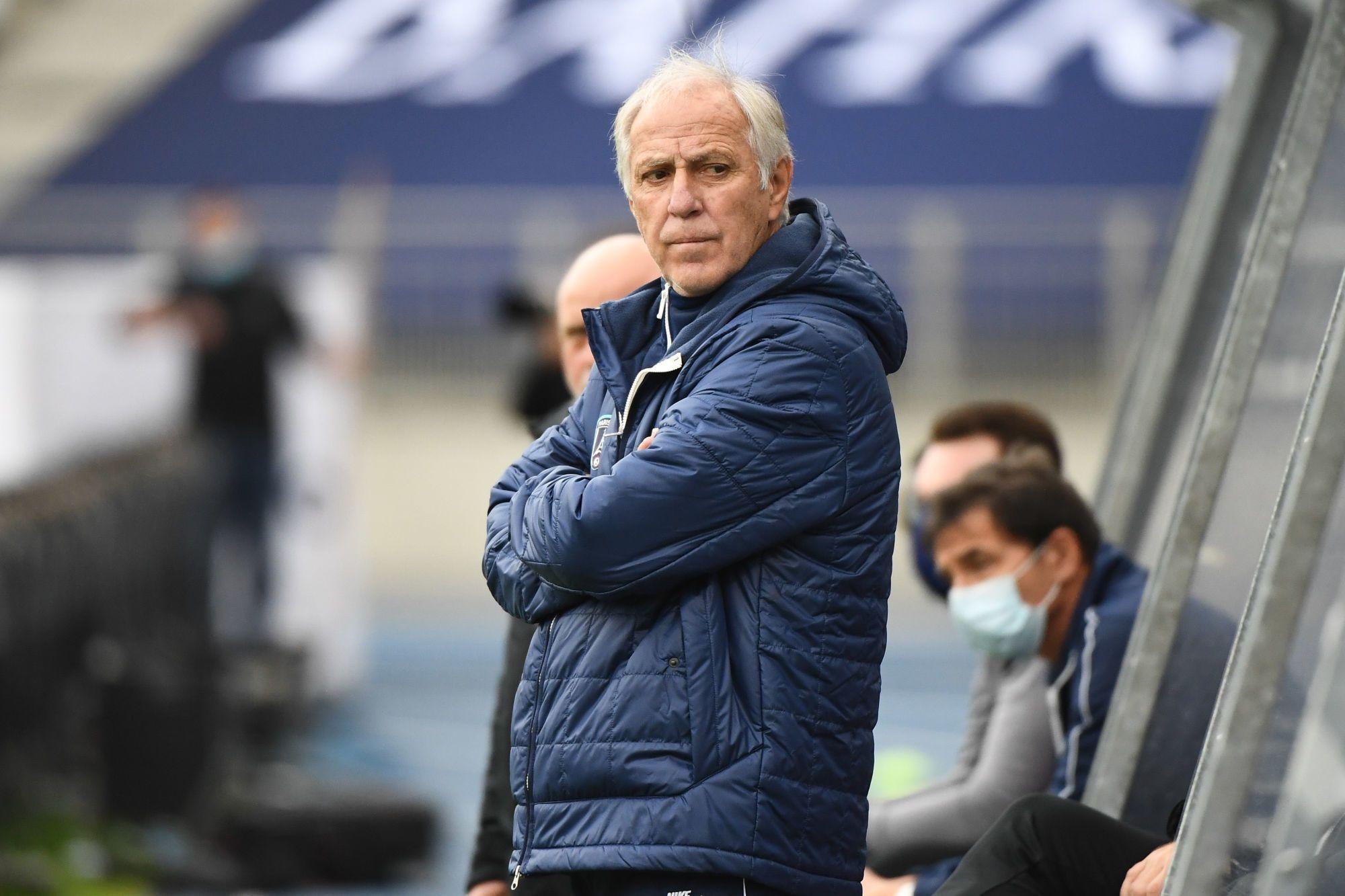 René Girard (Paris FC) : « Ça va être un match musclé contre Caen »