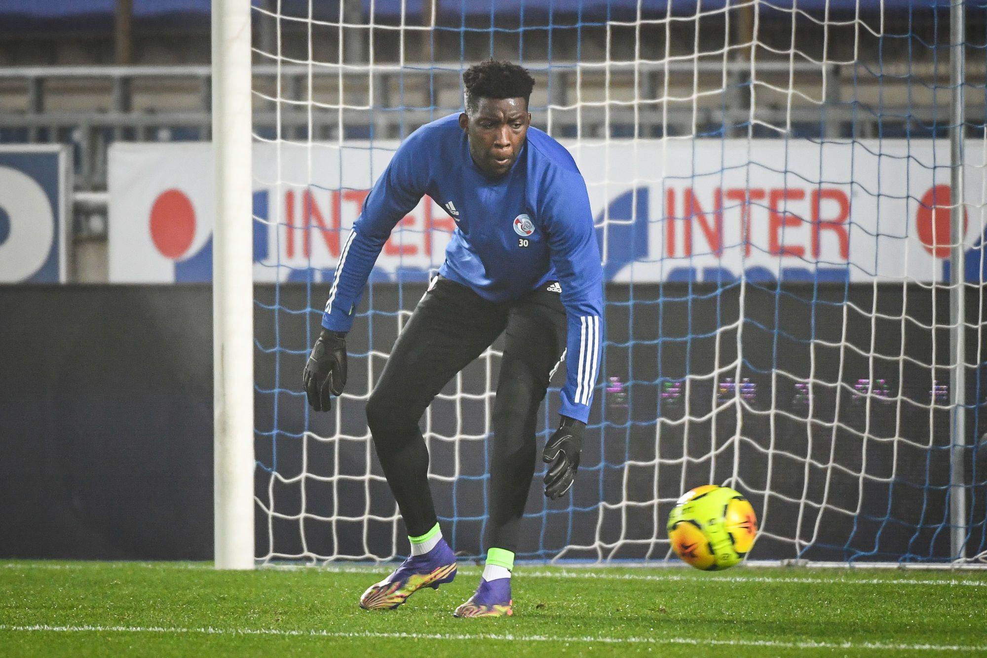 Bingourou Kamara ne signera pas à Caen selon le coordinateur sportif de Strasbourg