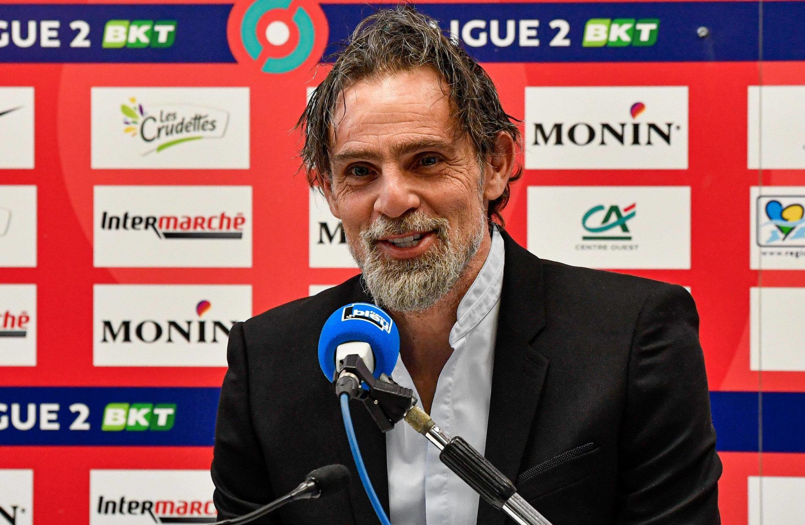 Marco Simone : « Il nous a manqué du cul pour gagner contre Caen »