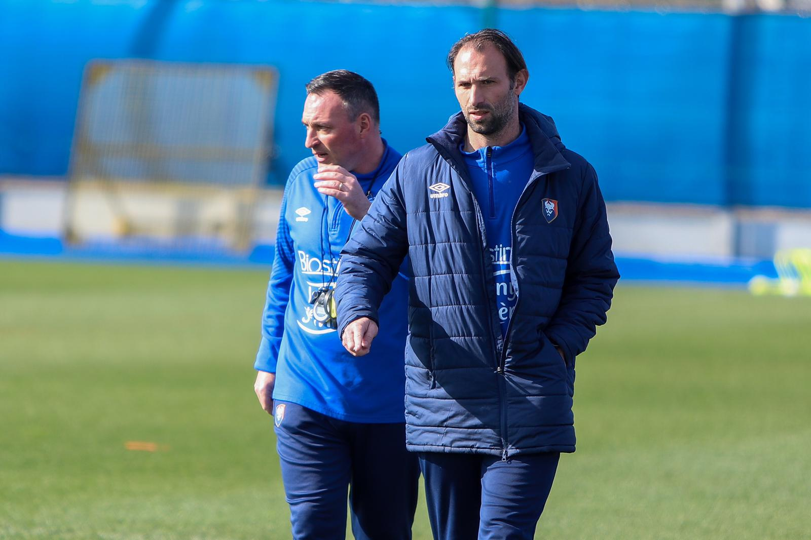 Cédric Hengbart : « J'essaye d'apporter toute mon expérience aux joueurs » (France Bleu)