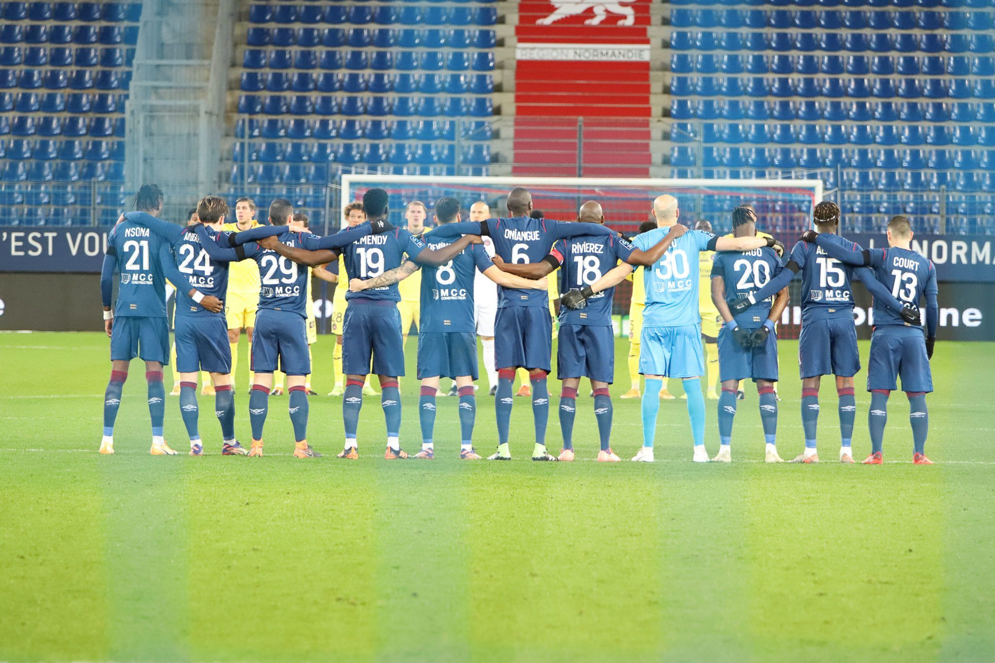 Caen – Le Havre : les compositions d'équipes probables selon la presse
