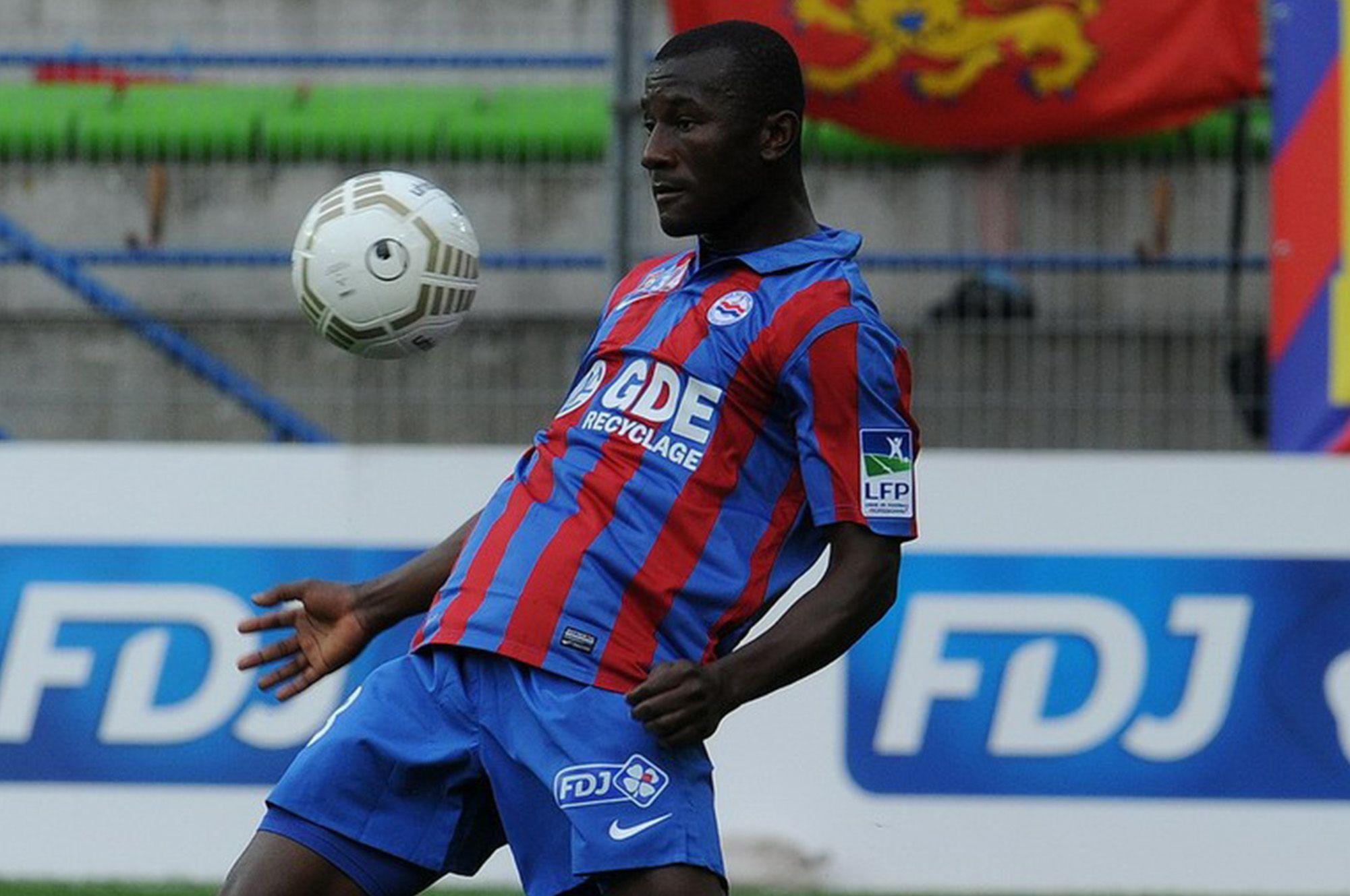L'ancien défenseur caennais Jean-Jacques Pierre nouveau sélectionneur d'Haïti