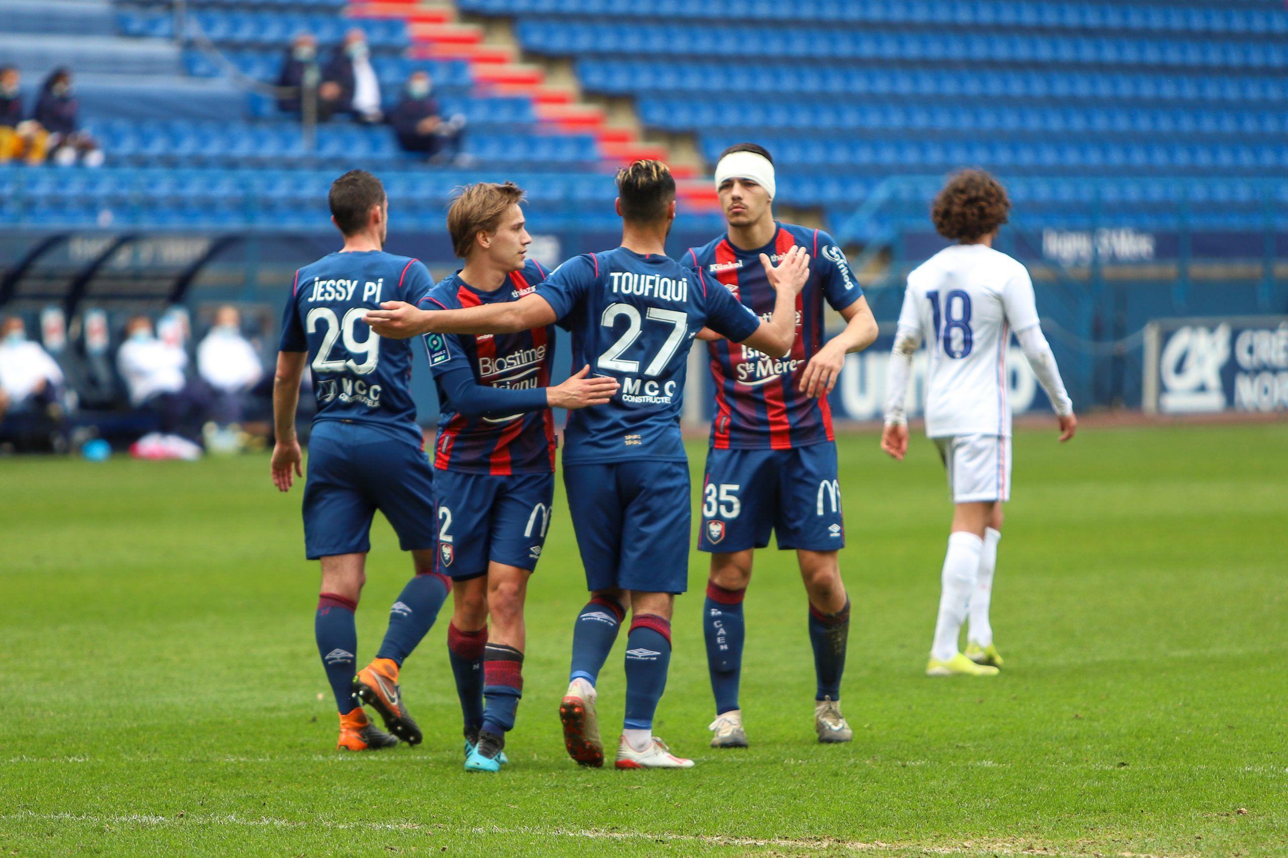 SM Caen – Pau FC : les compositions d'équipes probables selon la presse