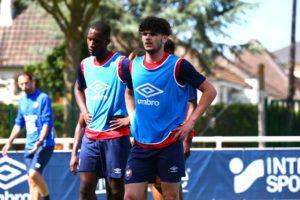 Saison blanche pour l'équipe réserve du Stade Malherbe en National 2