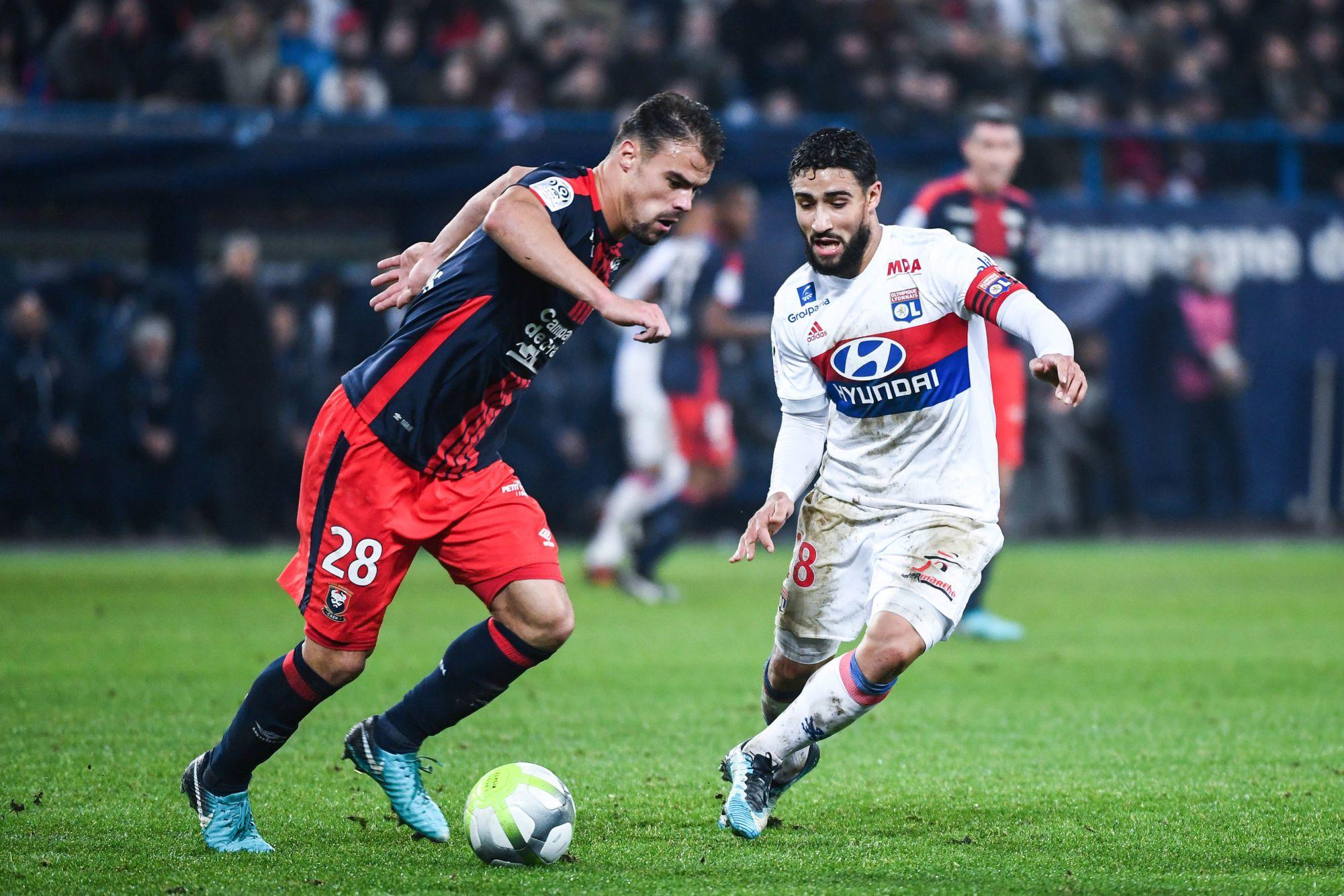 Nabil Fékir raconte comment il a été recalé par le SM Caen à l'âge de 18 ans