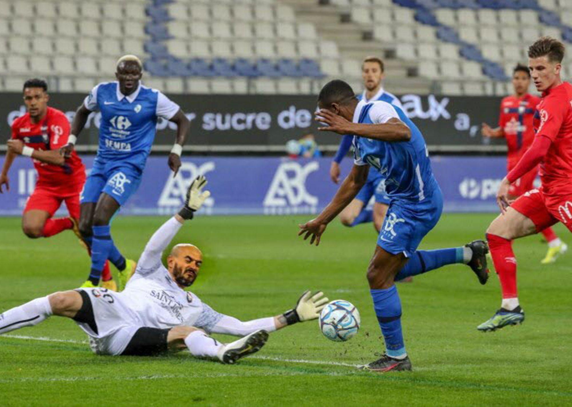 Les notes des joueurs caennais après la défaite sur la pelouse de Grenoble (3-1)