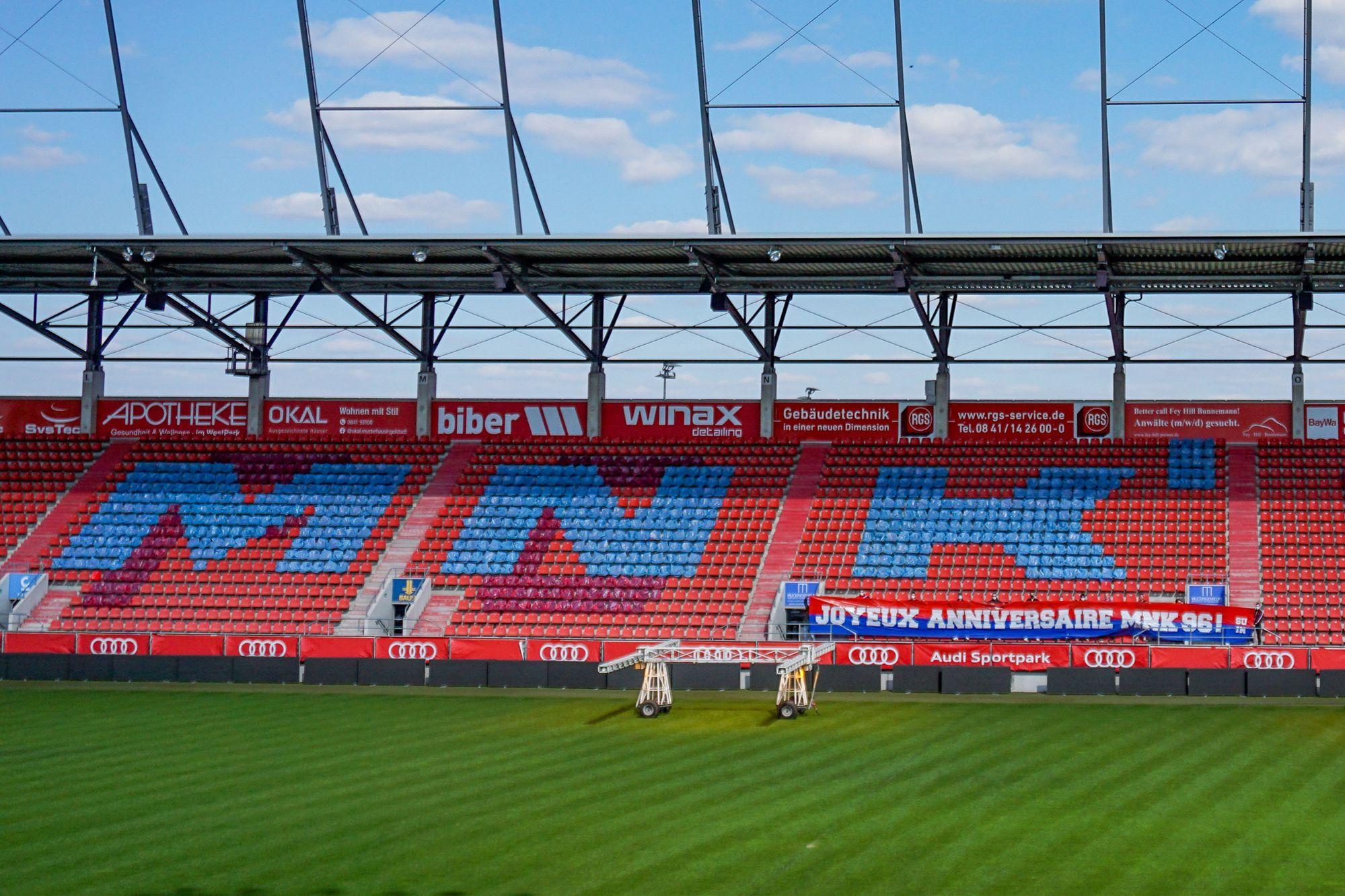 Comment est née l'amitié du MNK96 avec les ultras du FC Ingolstadt ?