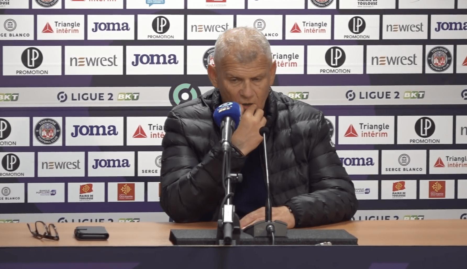 Patrice Garande : « Beaucoup de colère que Malherbe en soit là aujourd'hui »