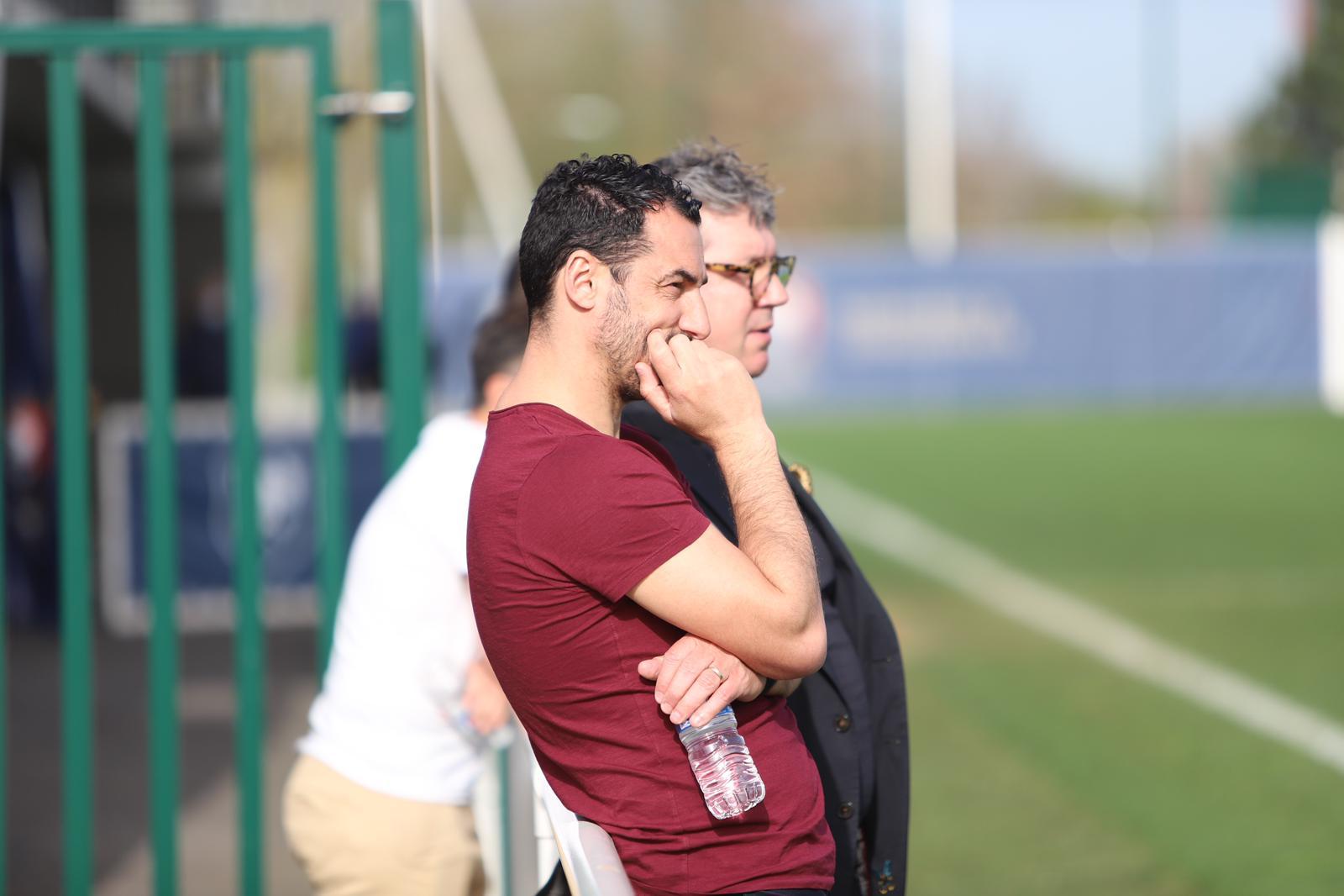Yohan Eudeline : « On a sollicité plusieurs joueurs pour remplacer Kélian Nsona »