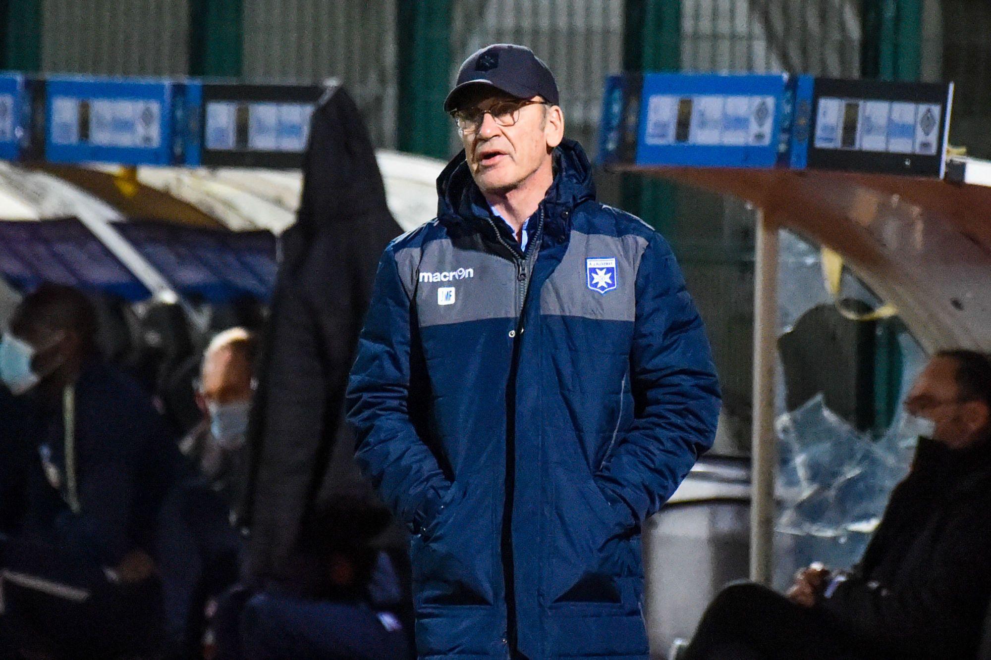 Jean-Marc Furlan : « Je souhaite que cette équipe de Caen se maintienne »