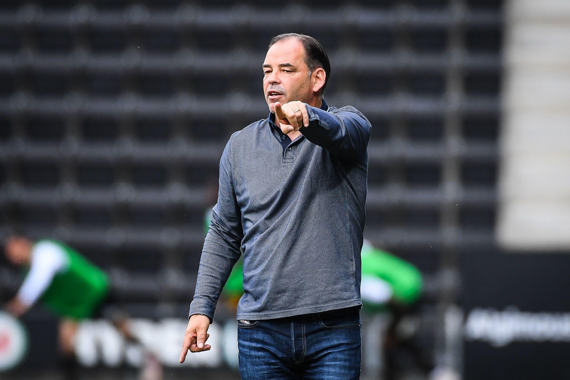 Pierre-Antoine Capton : « Stéphane Moulin, ce serait formidable pour Malherbe »