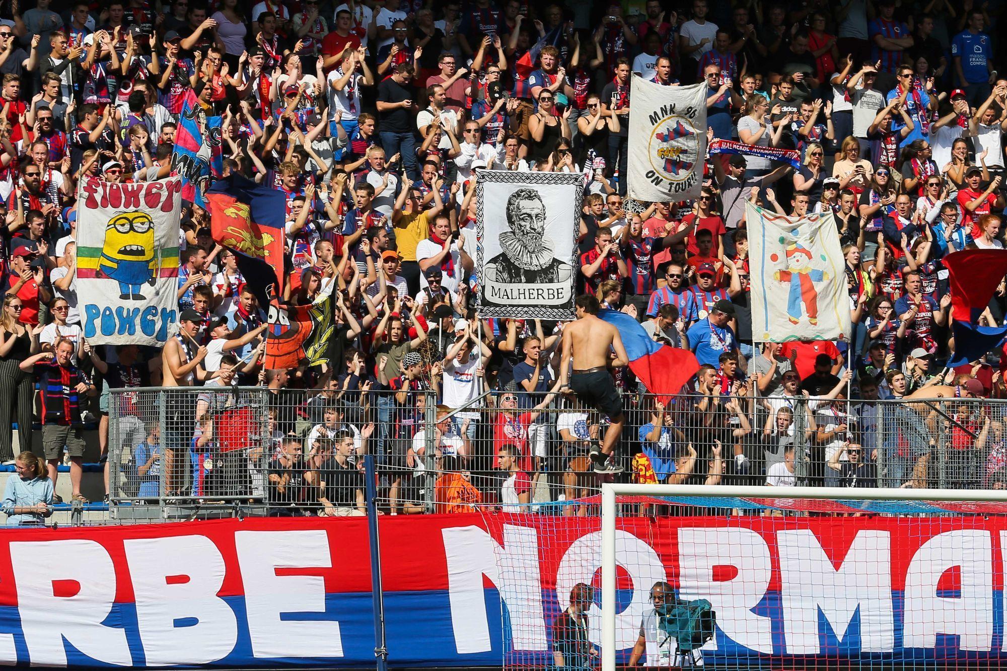 « Malherbe, c'est nous tous ! » : les supporters réagissent aux propos de Fabrice Vandeputte