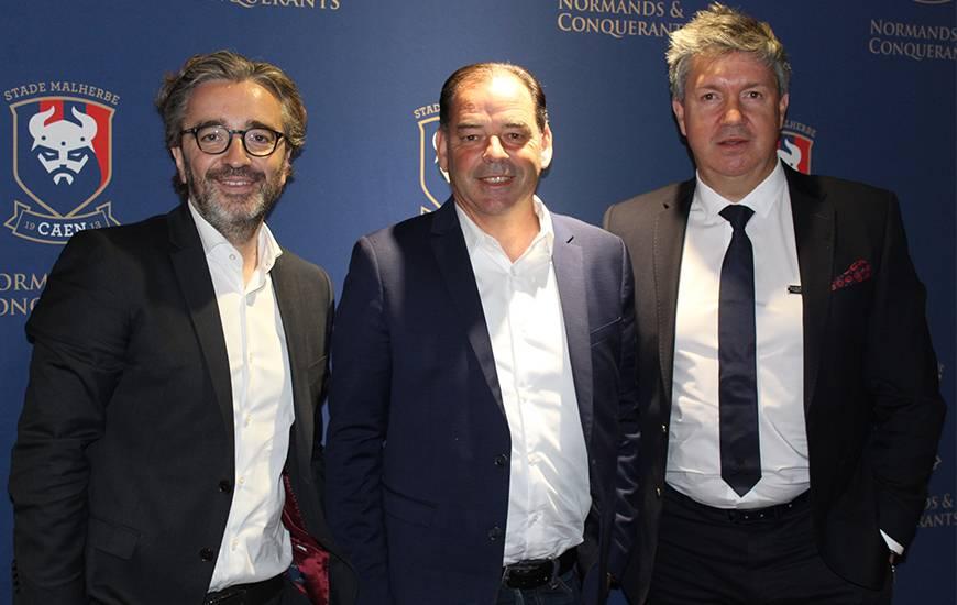 [Officiel] Stéphane Moulin entraîneur du Stade Malherbe jusqu'en 2024