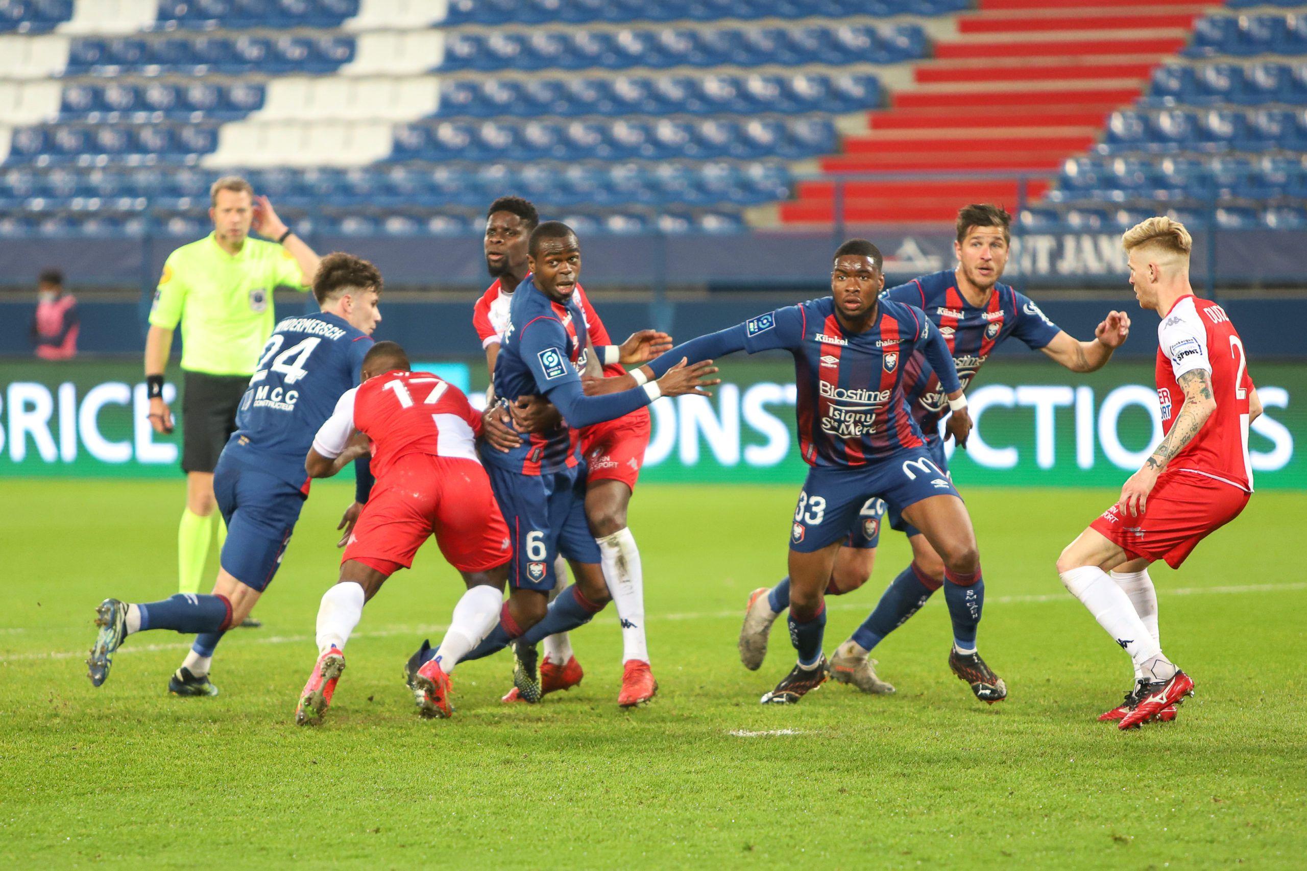 Ces ennuis financiers de l'USL Dunkerque qui pourraient profiter au Stade Malherbe