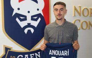 Courtisé en Italie, Naël Anouari signe un contrat stagiaire au SM Caen