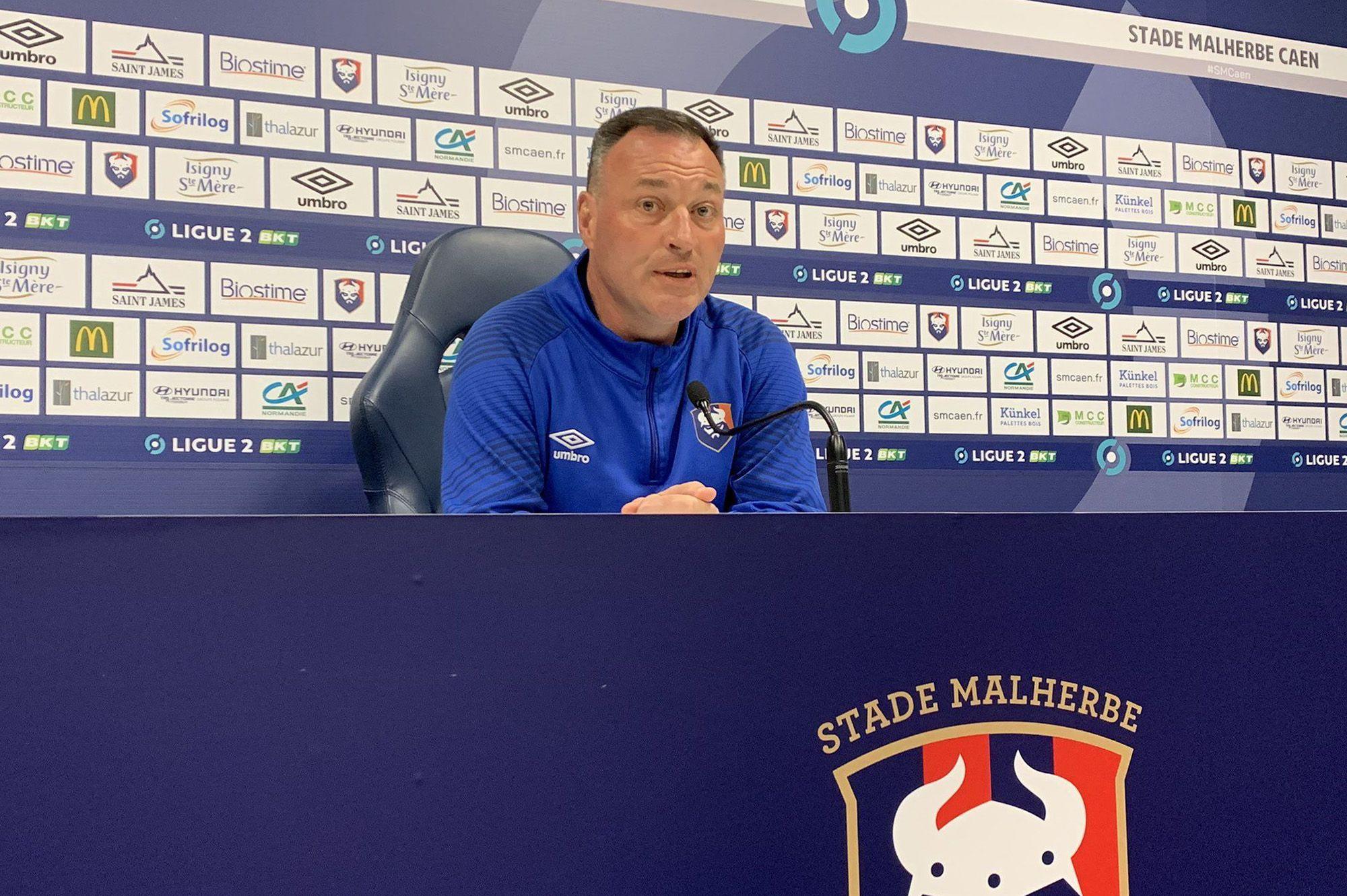 Fabrice Vandeputte après Auxerre (0-0) : « On ne s'en sortira que par nous-même »