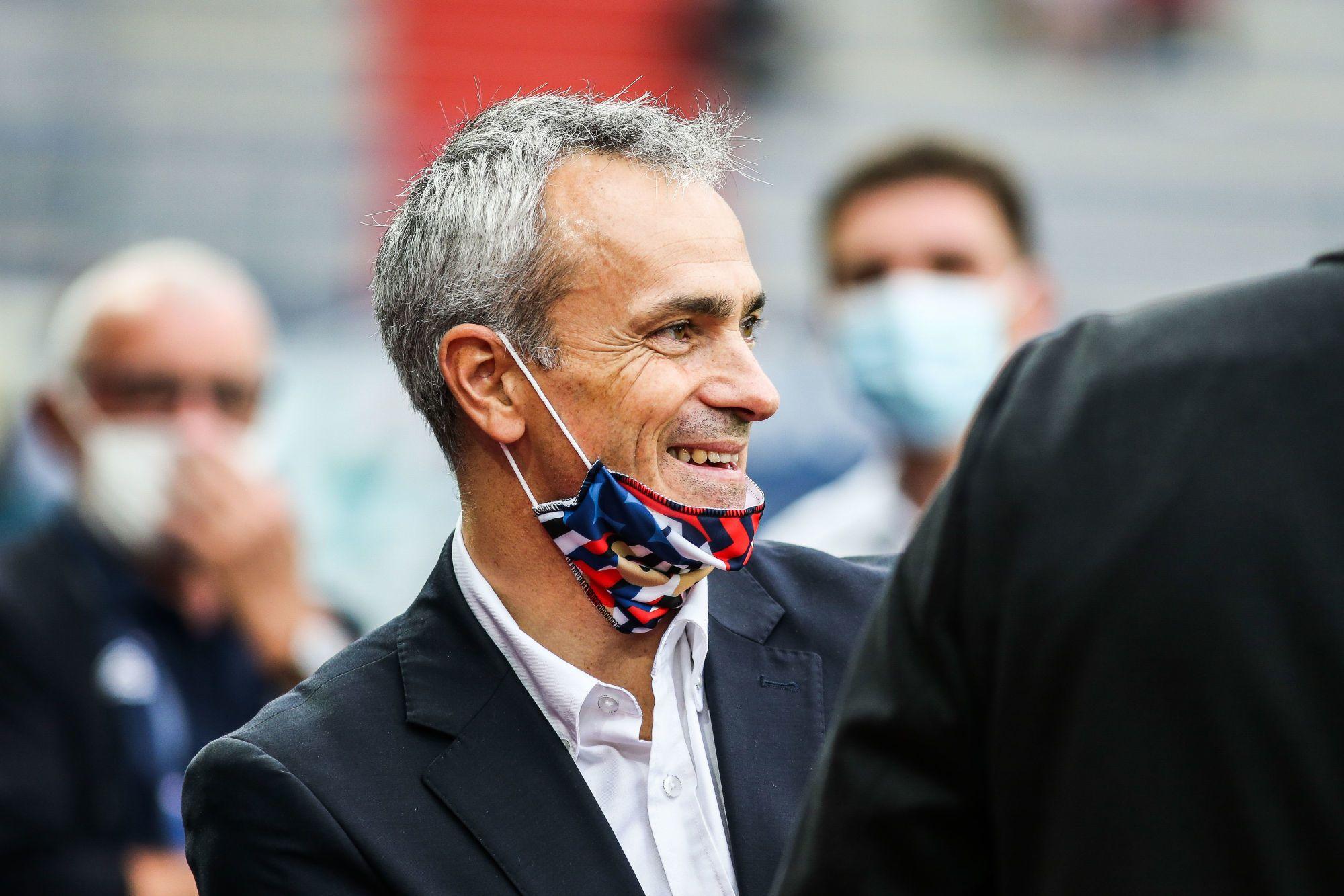 Arnaud Tanguy s'engage à Lorient et ne devrait pas être remplacé