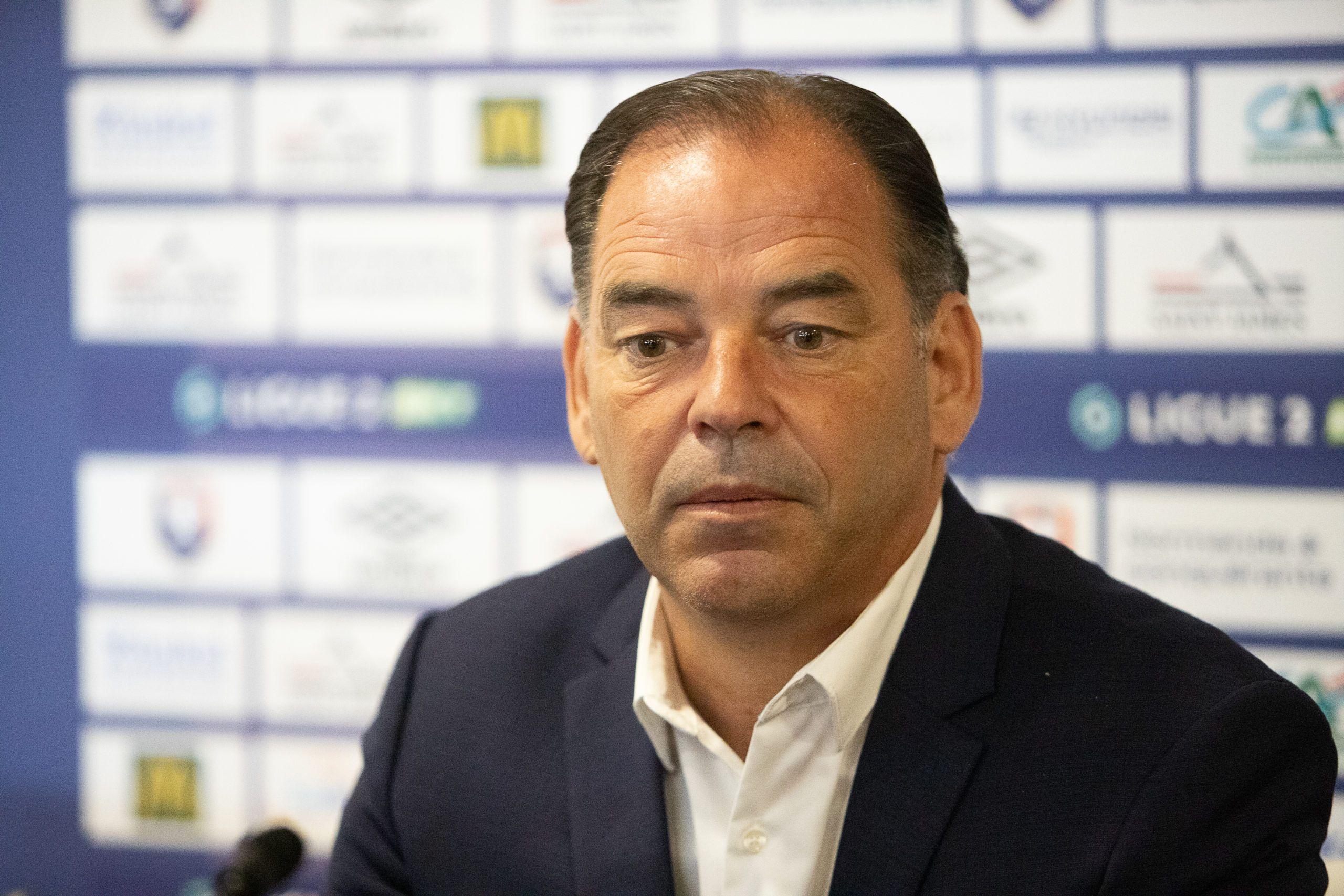 Stéphane Moulin donne son avis sur le passage de la Ligue 1 à 18 clubs