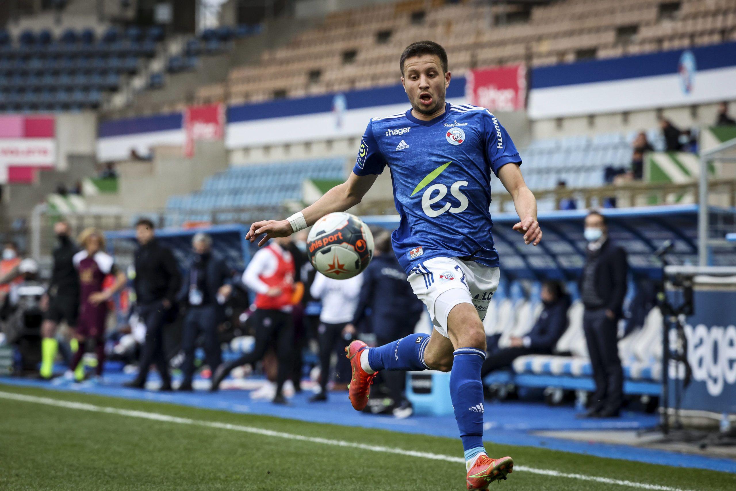 Le SM Caen en discussions avancées avec Mehdi Chahiri (RMC Sports)
