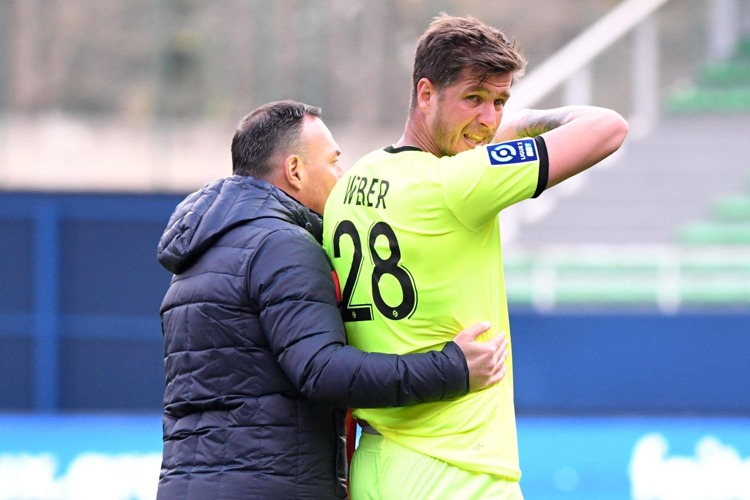 Anthony Weber s'entraîne à Auxerre… en attendant de trouver un club ?