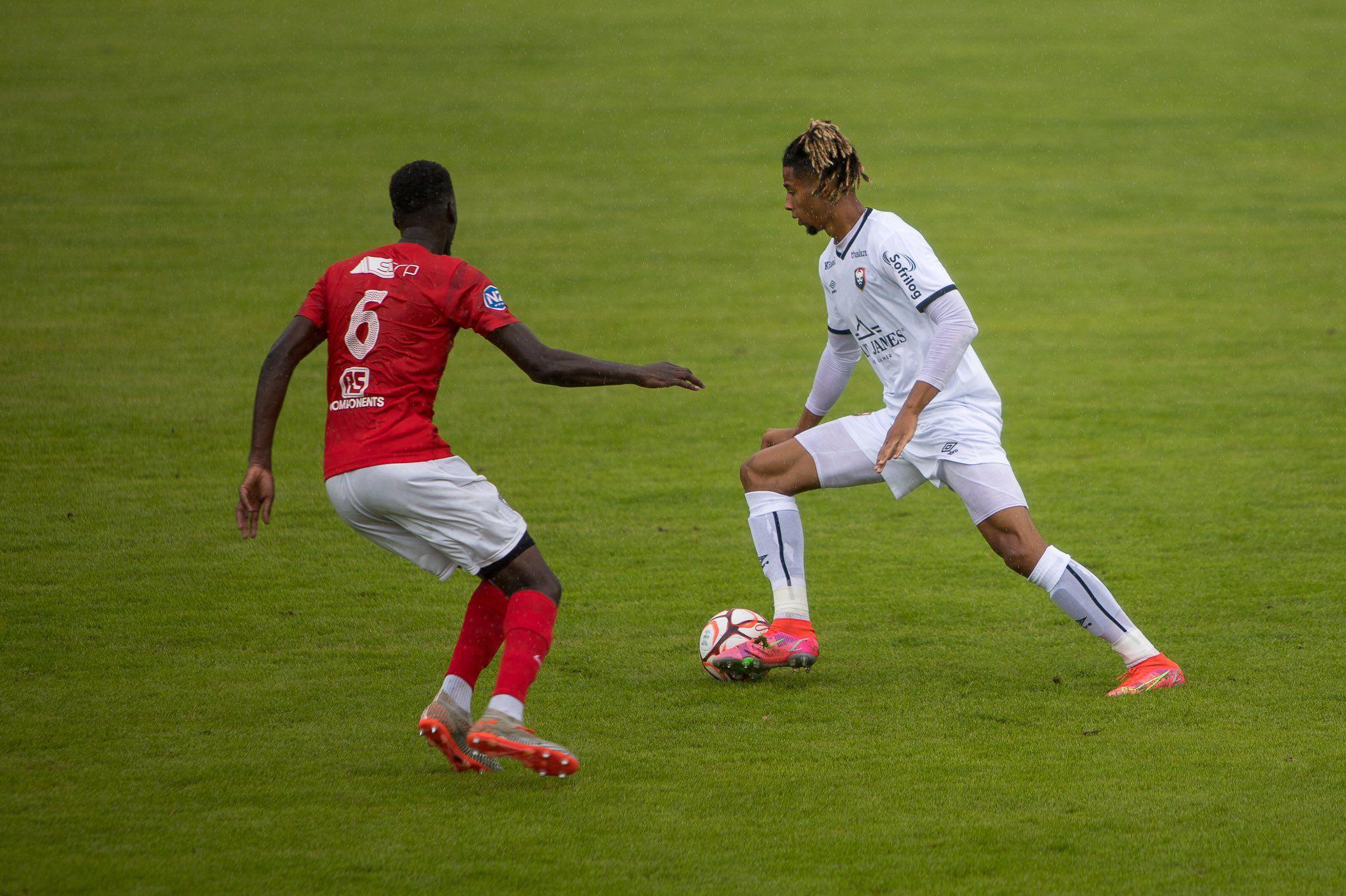 [Vidéo] Les deux buts de la victoire caennaise face à Beauvais (2-0)