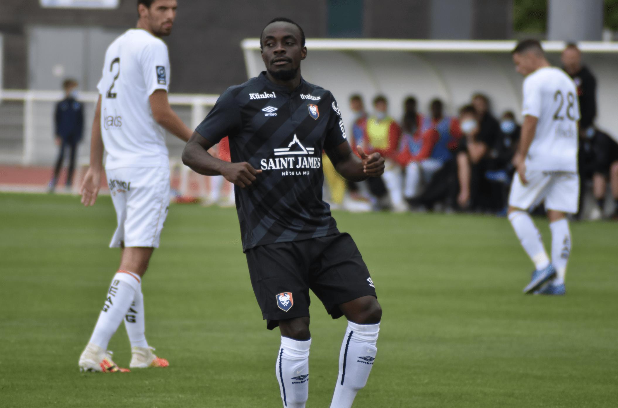 Amical : Malherbe concède le nul contre Guingamp (1-1)
