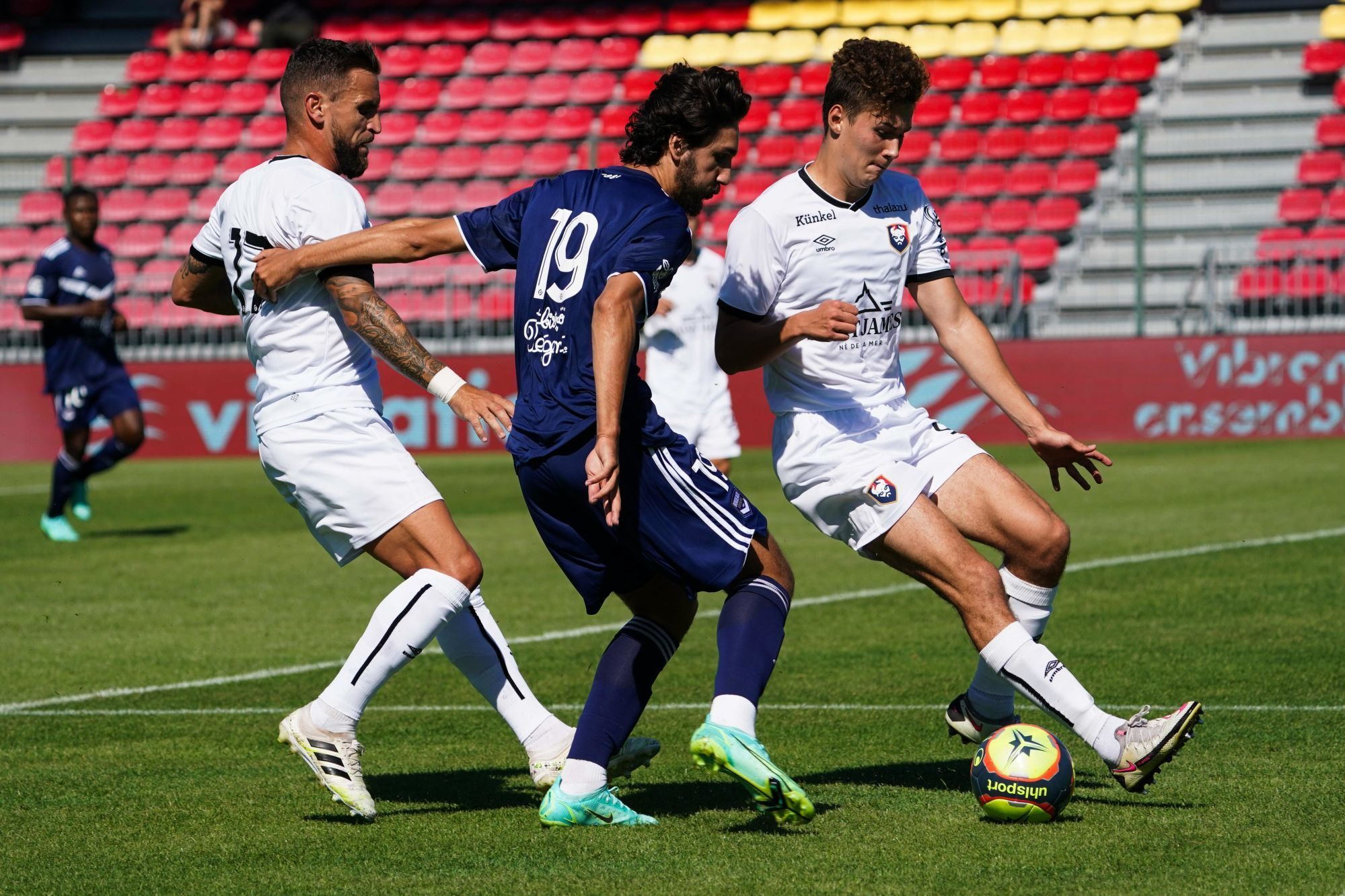 Le Stade Malherbe s'incline en finale du premier tournoi Emiliano Sala