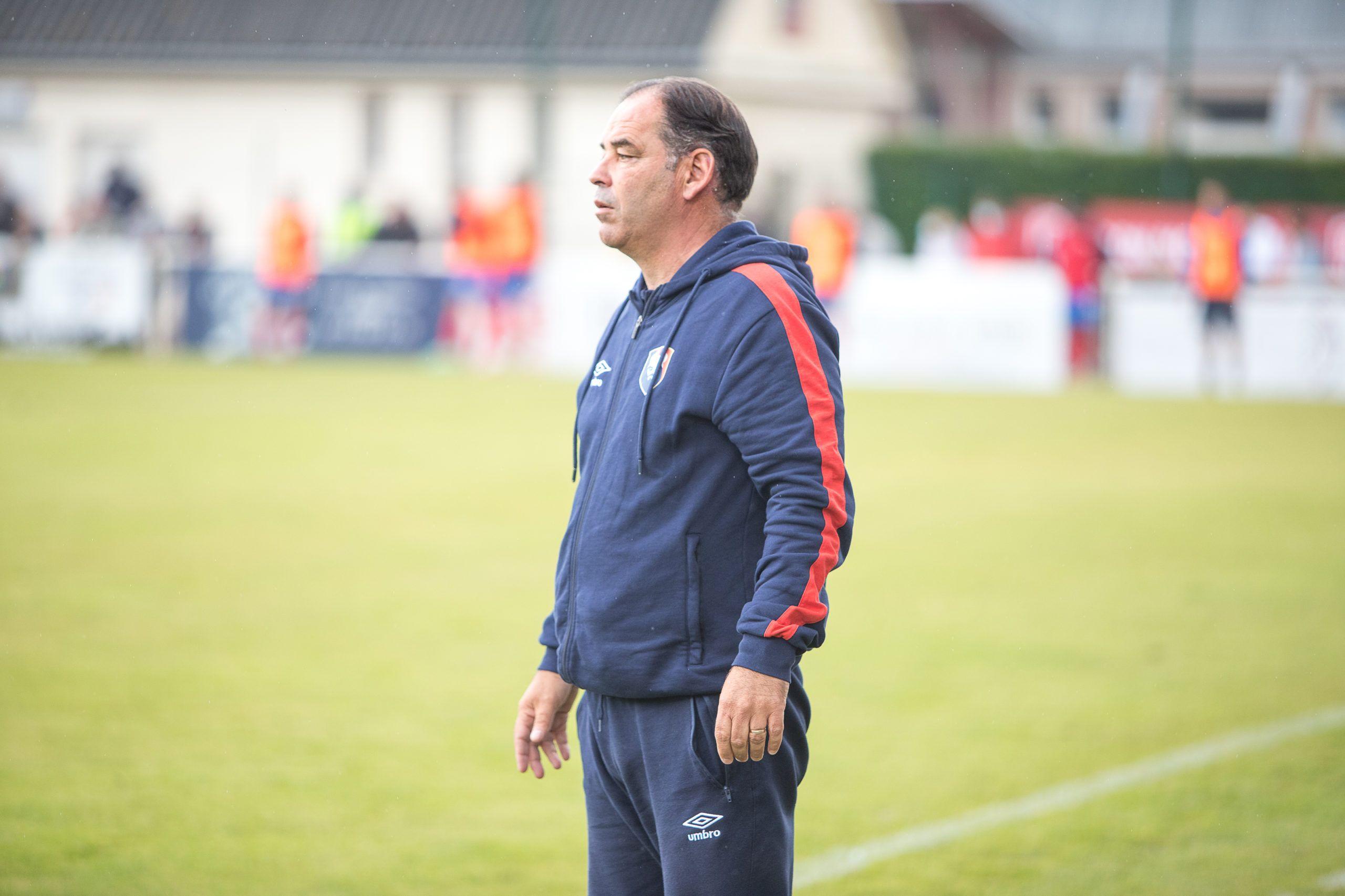 Stéphane Moulin après Bastia : « Il a fallu hausser le ton à la mi-temps »