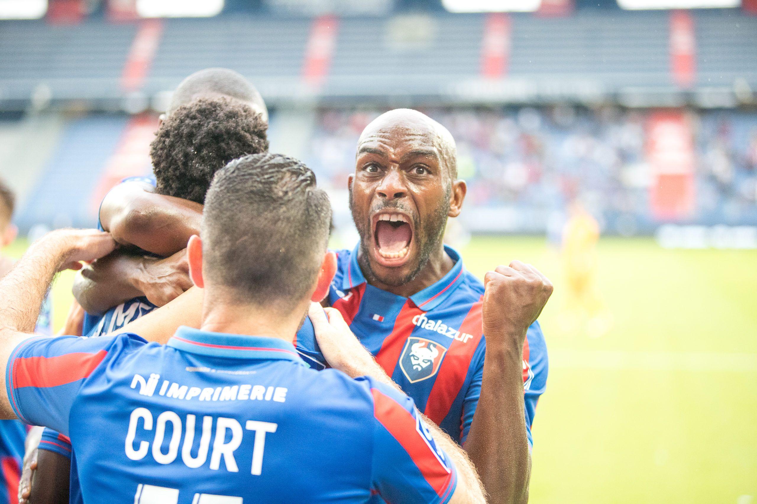 Les notes des joueurs caennais après la large victoire contre Rodez (4-0)