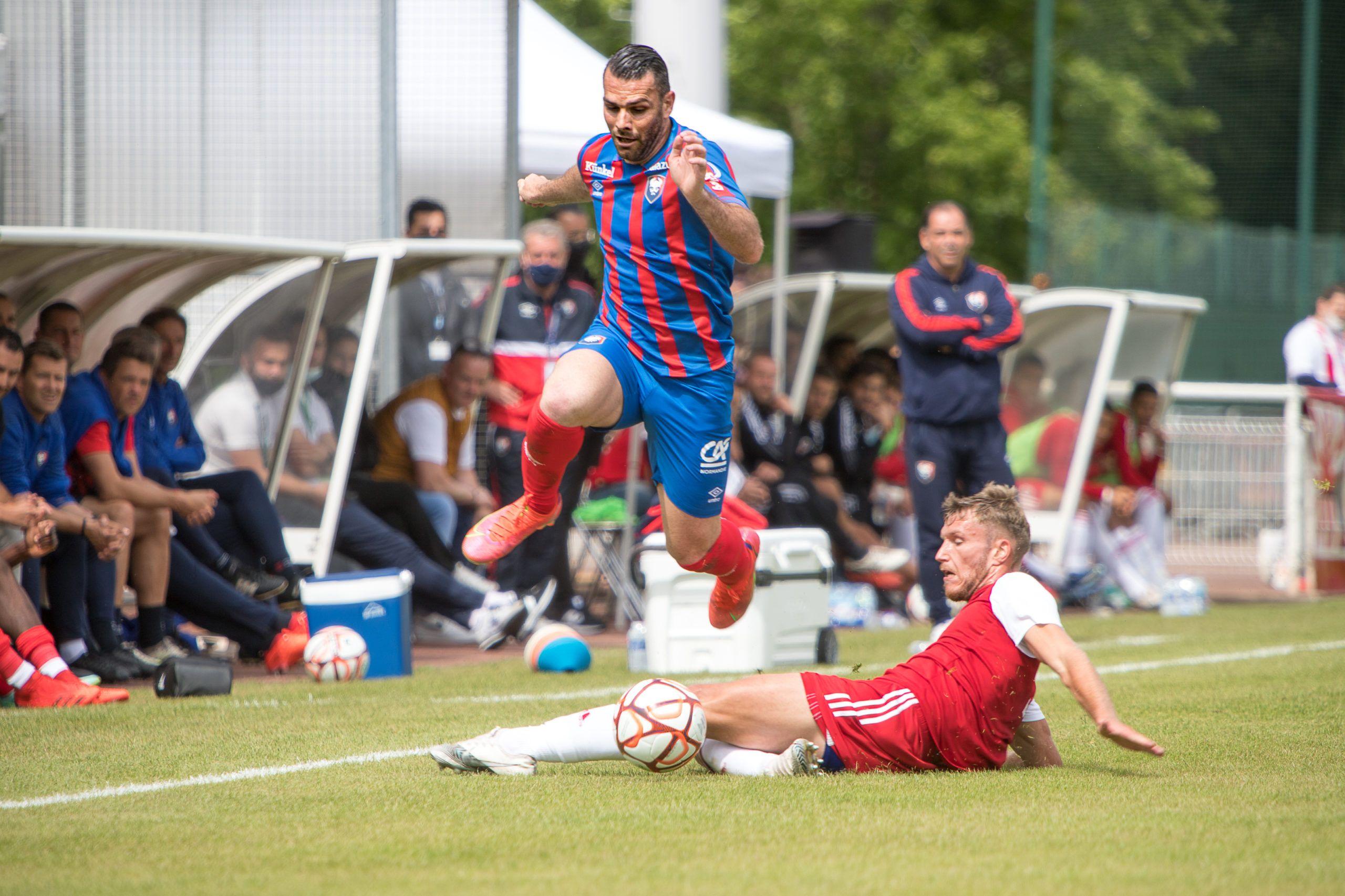 Amical : Malherbe et Ajaccio se quittent sur un match nul (0-0)