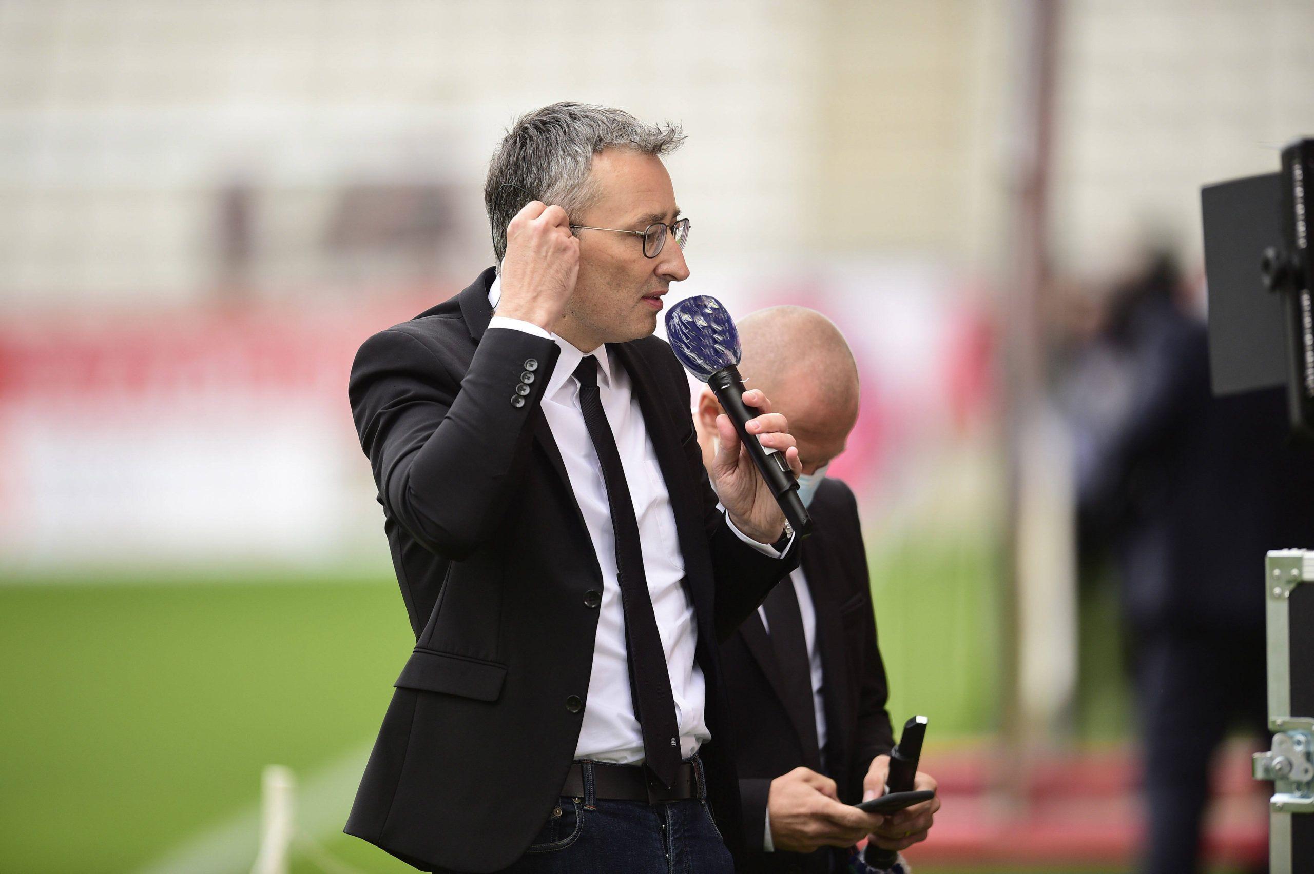 « C'est la première fois que le championnat de Ligue 2 sera diffusé gratuitement »