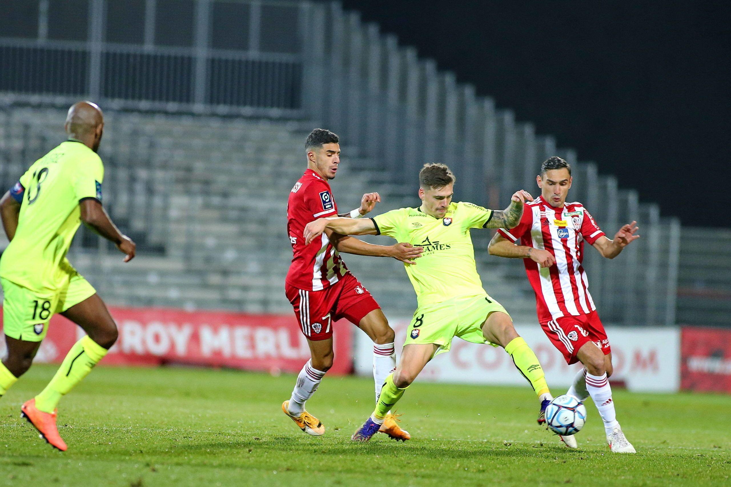 Le match entre Ajaccio et Caen menacé en raison du covid-19 ?