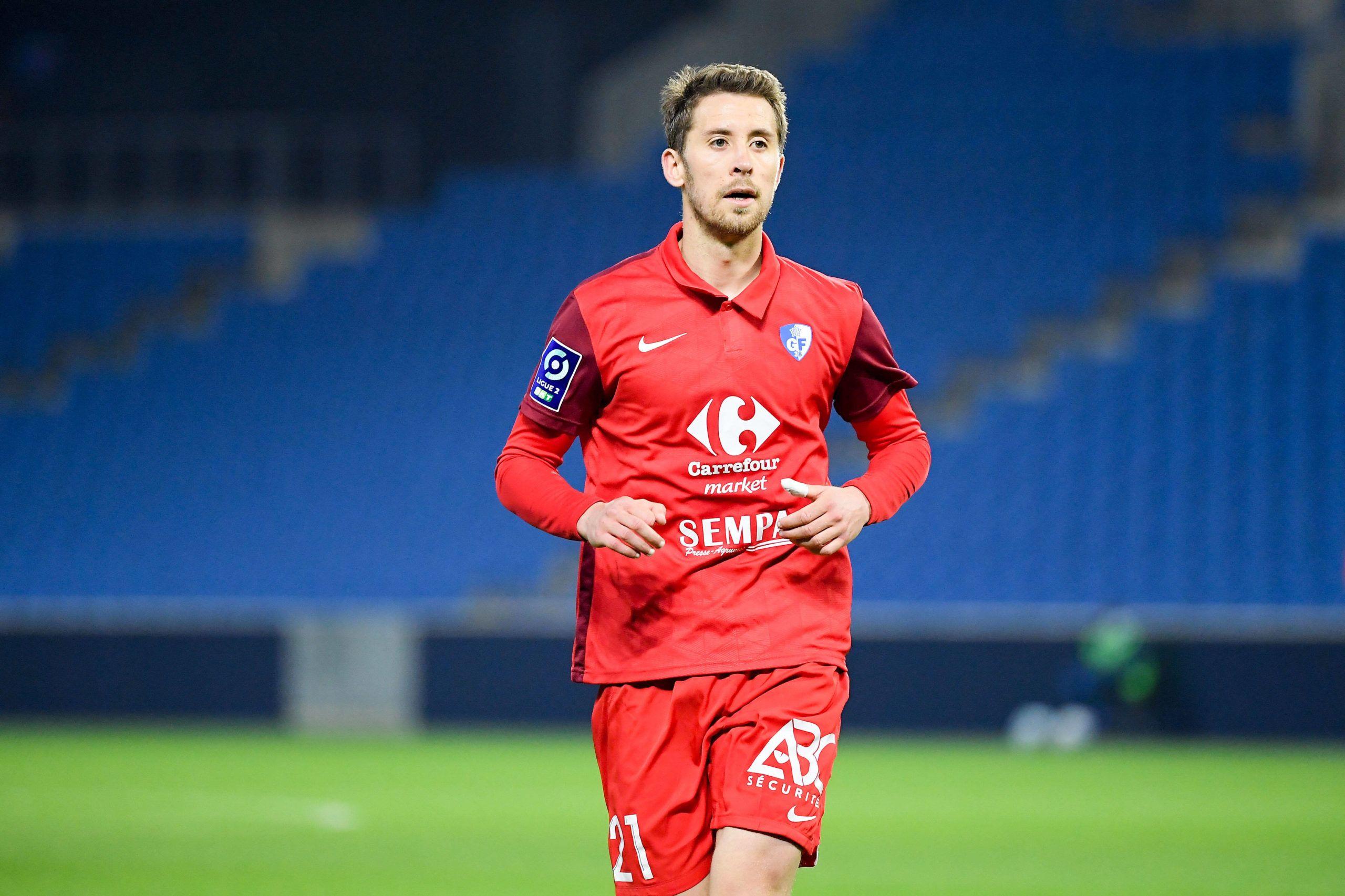 Le Stade Malherbe garde un oeil sur Jessy Benet (Ma Ligue 2)