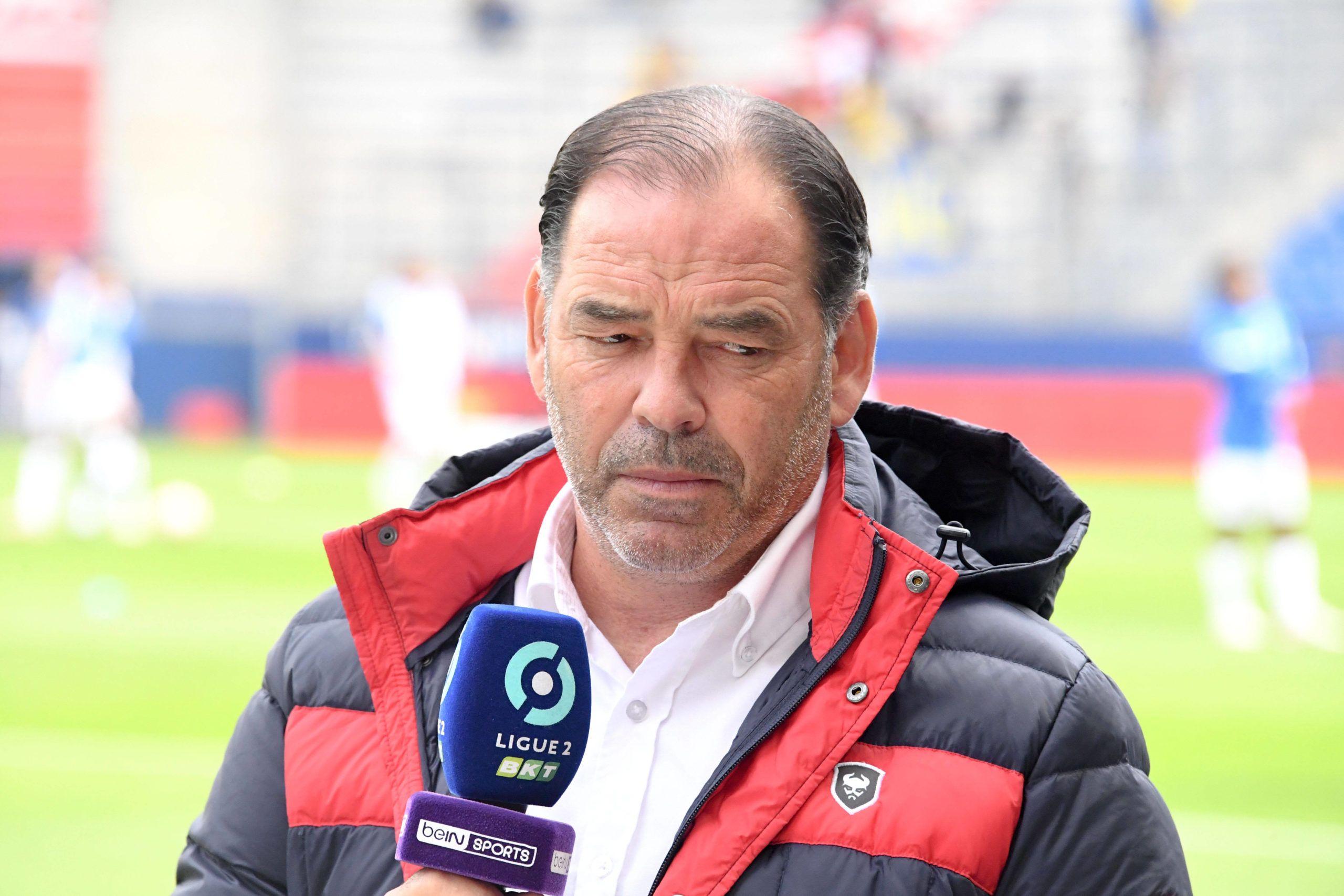 Stéphane Moulin analyse tactiquement le deuxième but encaissé contre Sochaux