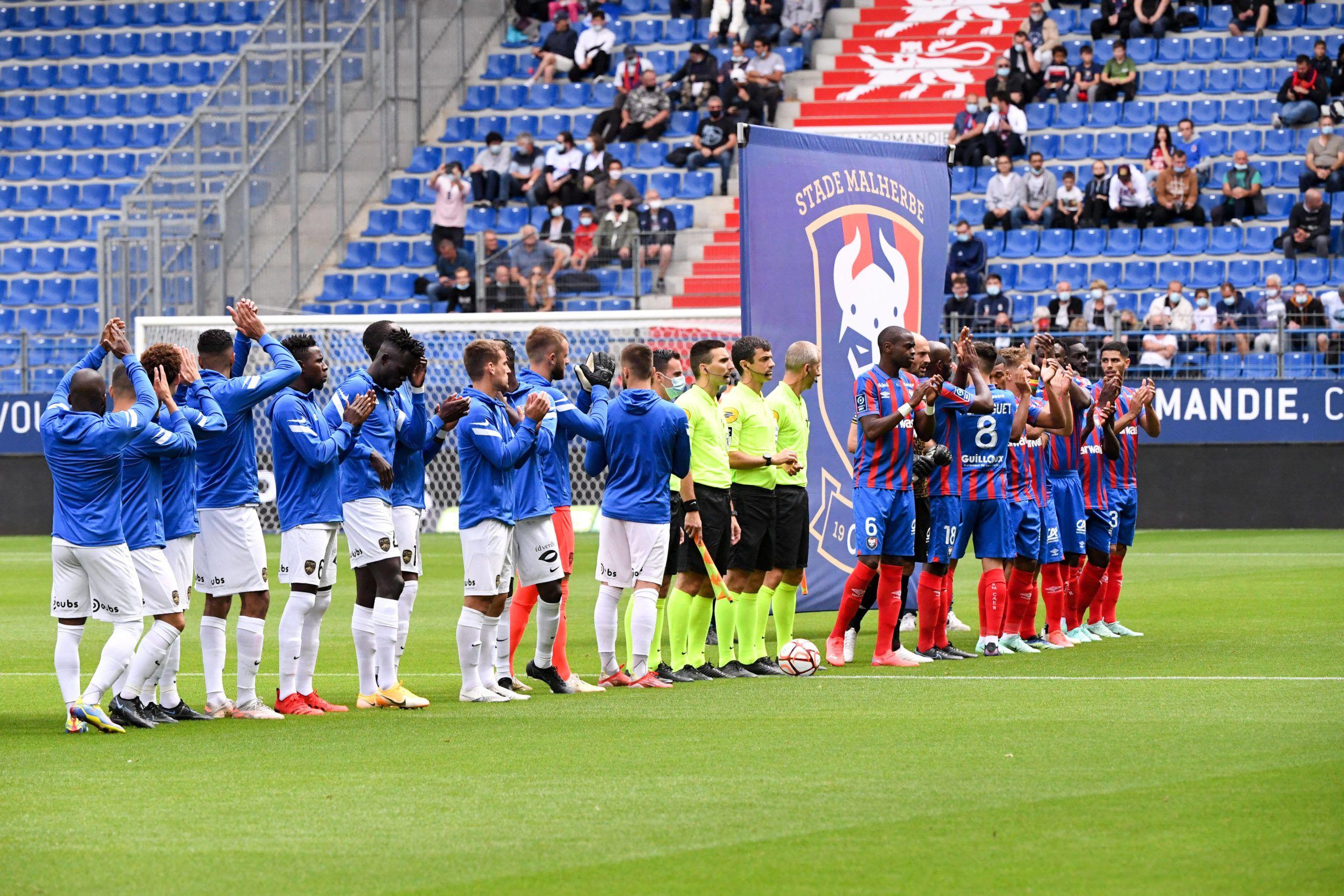 Où en était le SM Caen après 6 journées de championnat la saison dernière ?