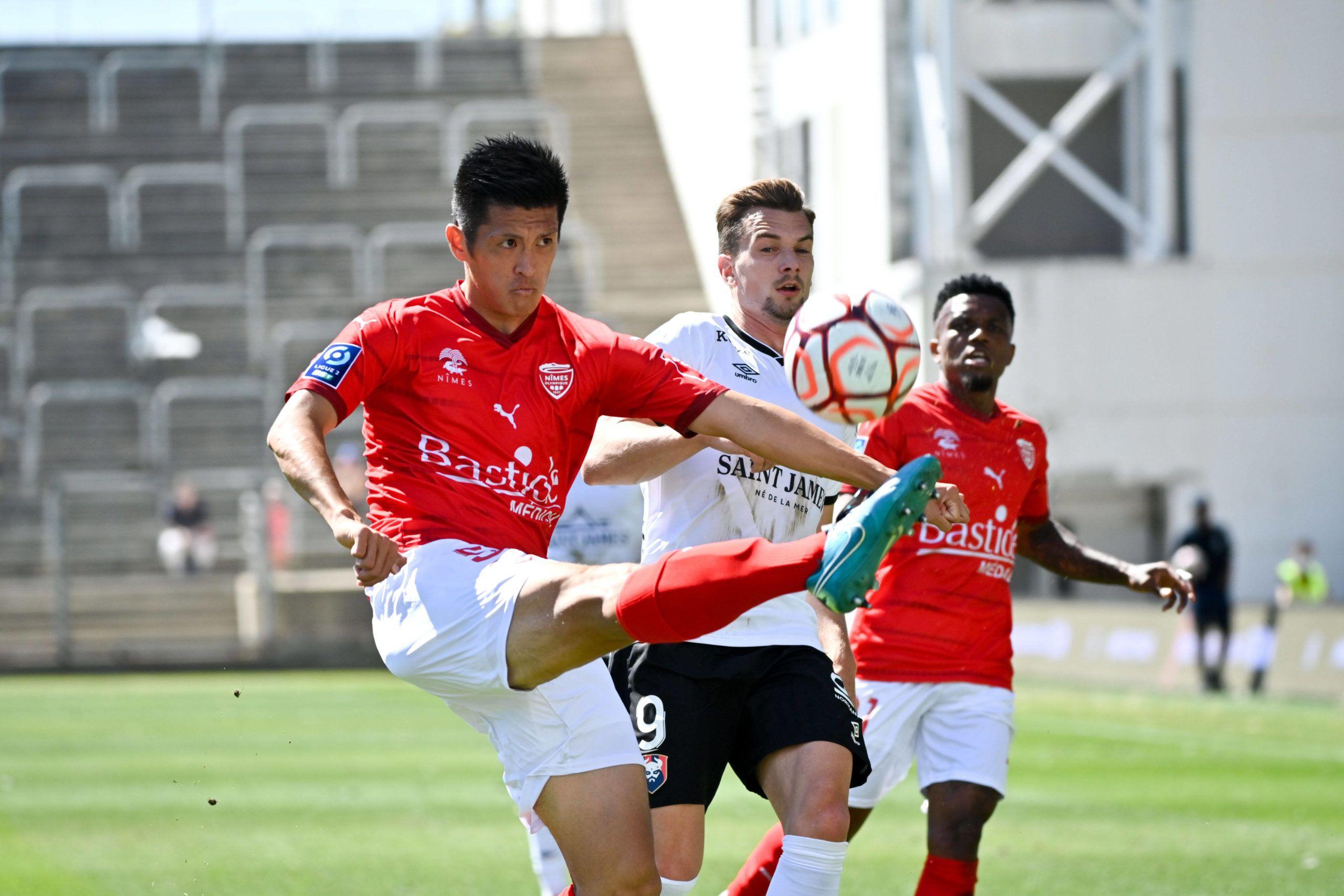 Malherbe ramène un bon point de son déplacement à Nîmes (0-0)