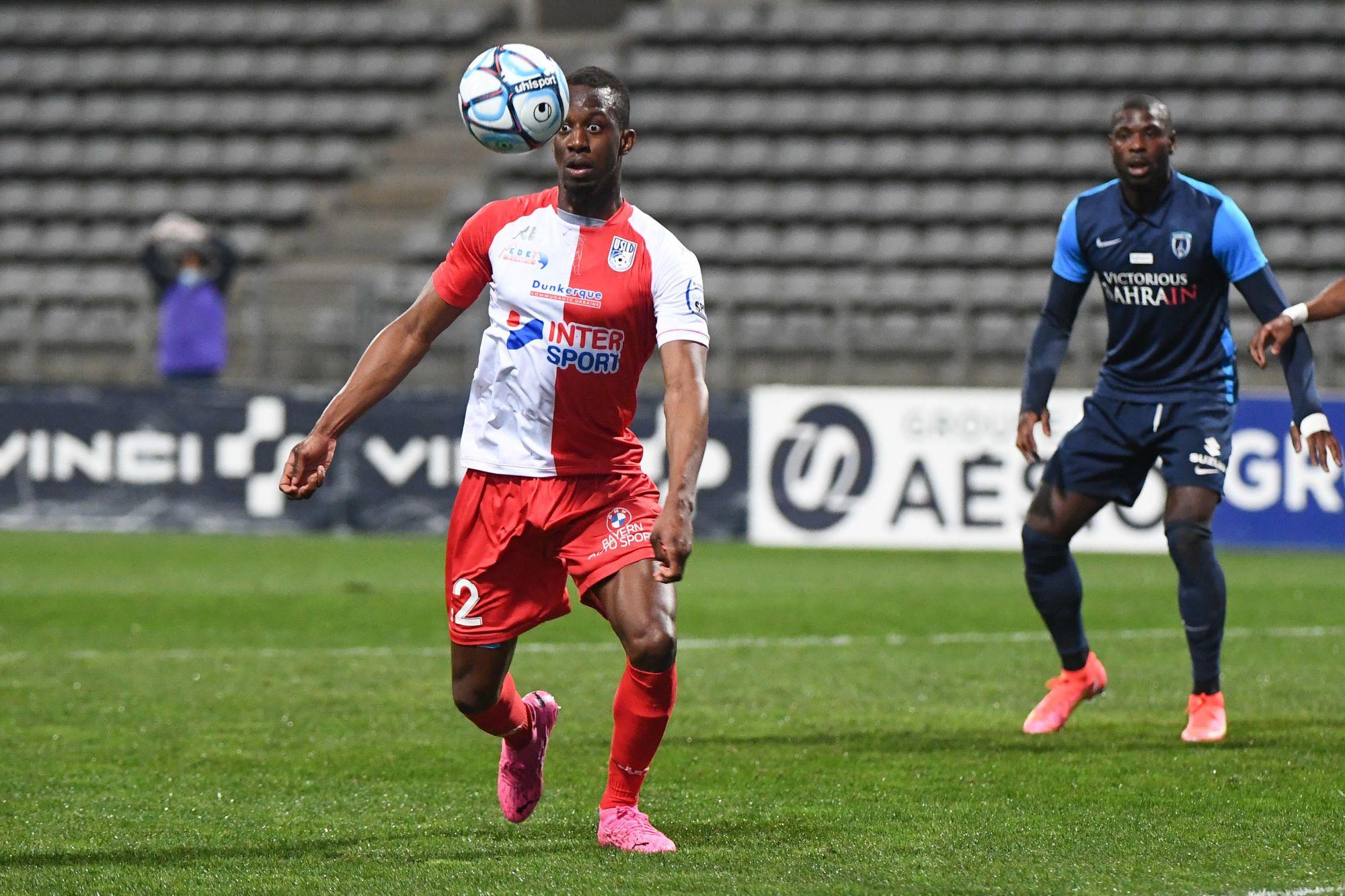 [Officiel] Ibrahim Cissé s'engage avec le SM Caen pour deux ans