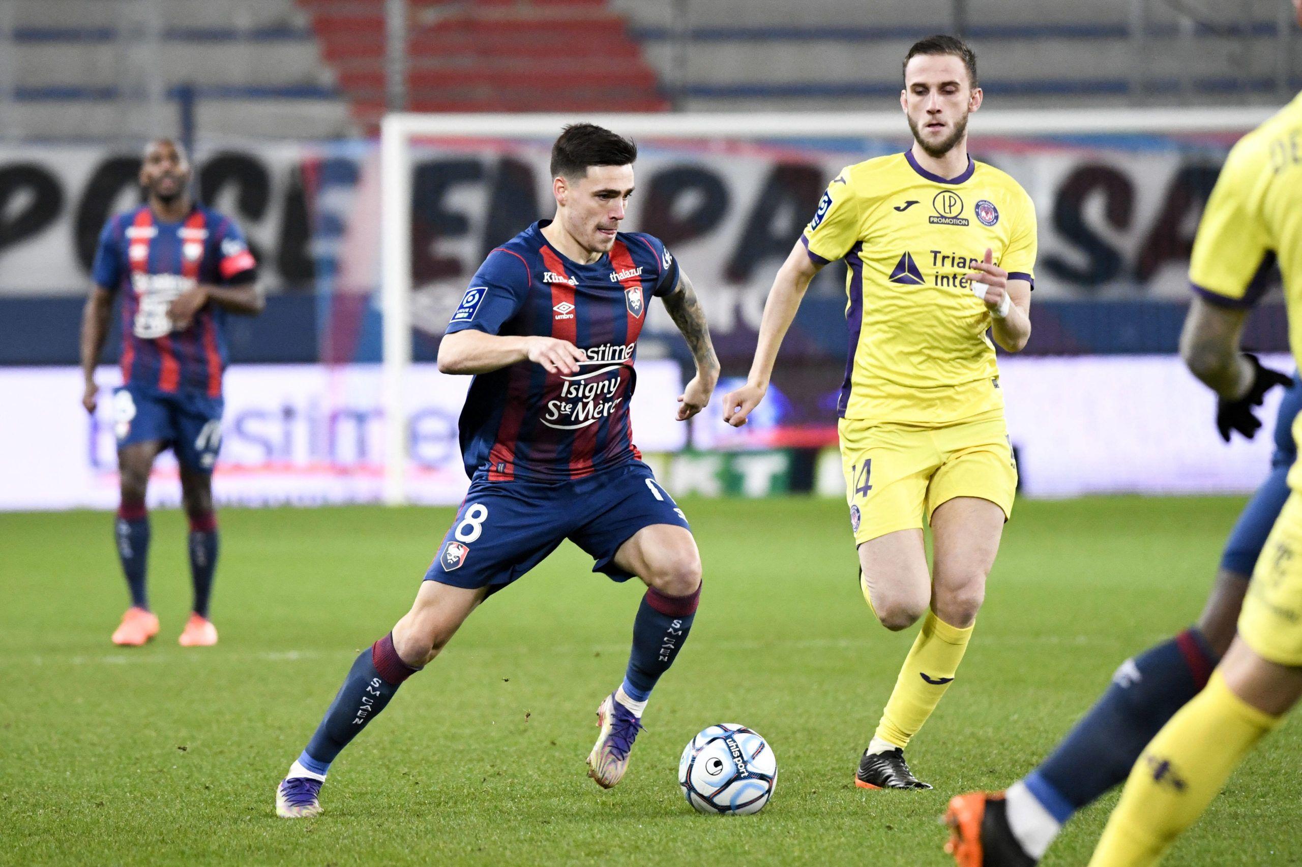 Sur quelle chaîne et à quelle heure suivre le match entre Toulouse et Caen ?