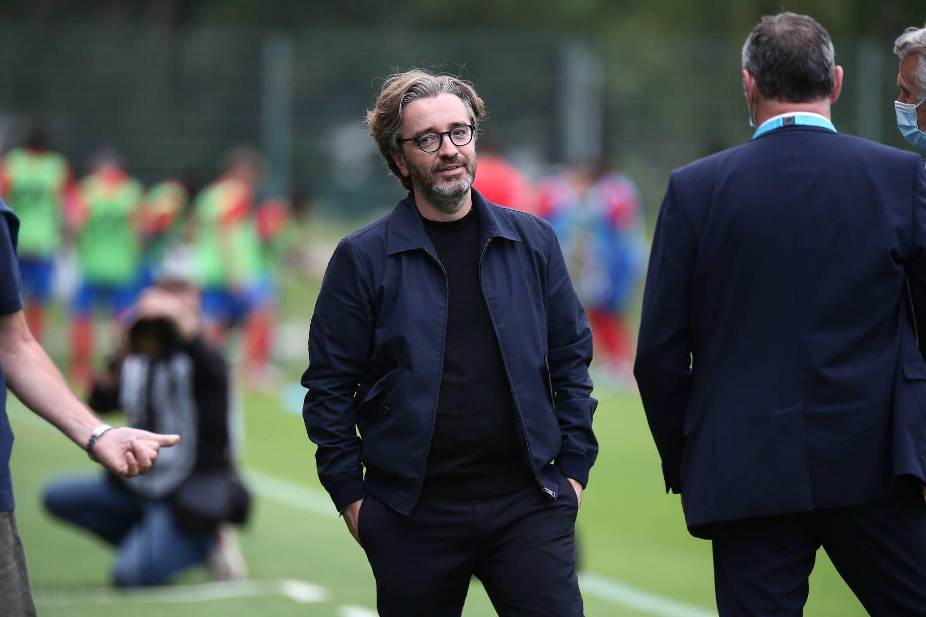 Pierre-Antoine Capton : « Avec Olivier Pickeu, on peut partir ensemble à la guerre »