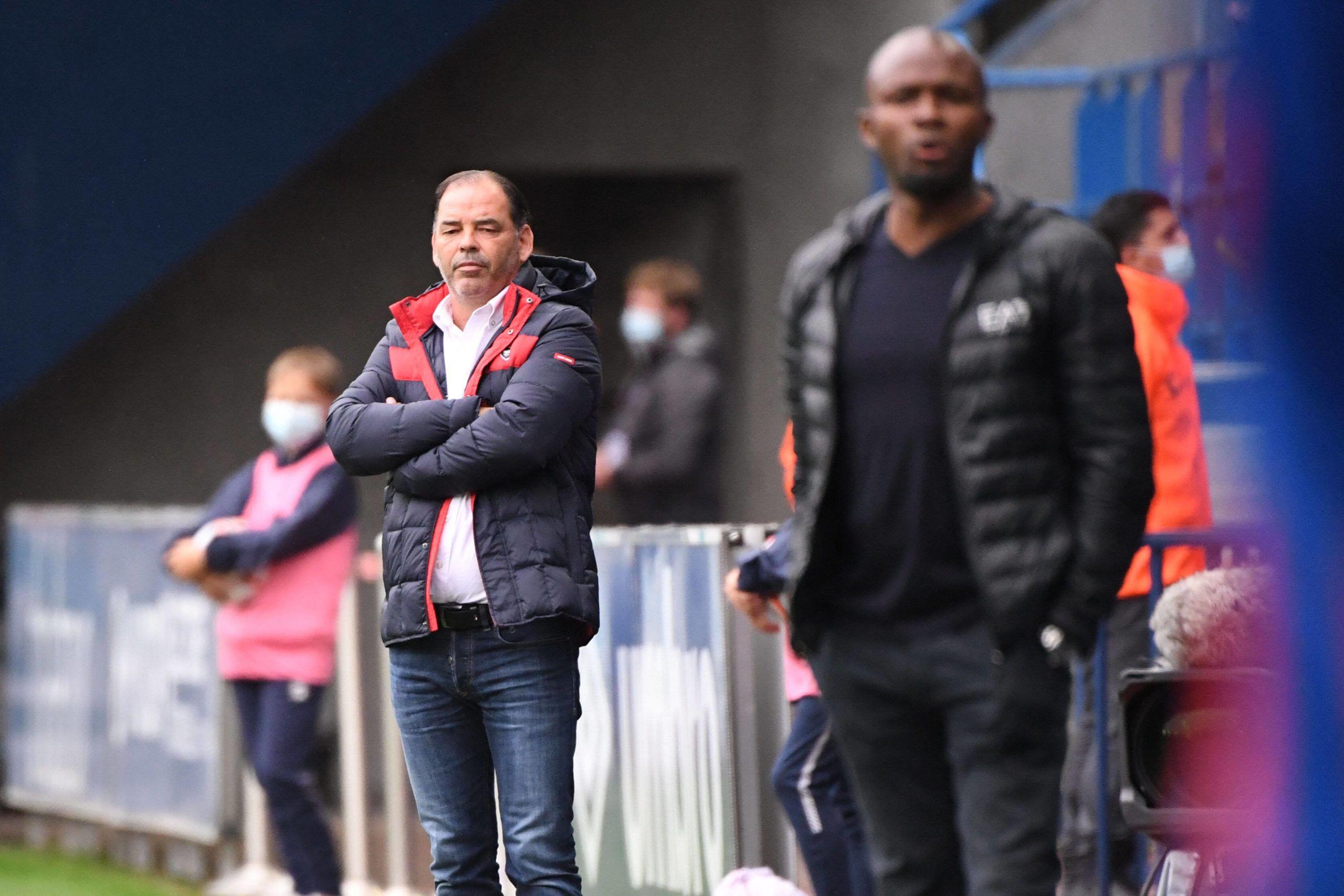 Un changement de système pour le SM Caen face à Bastia ?