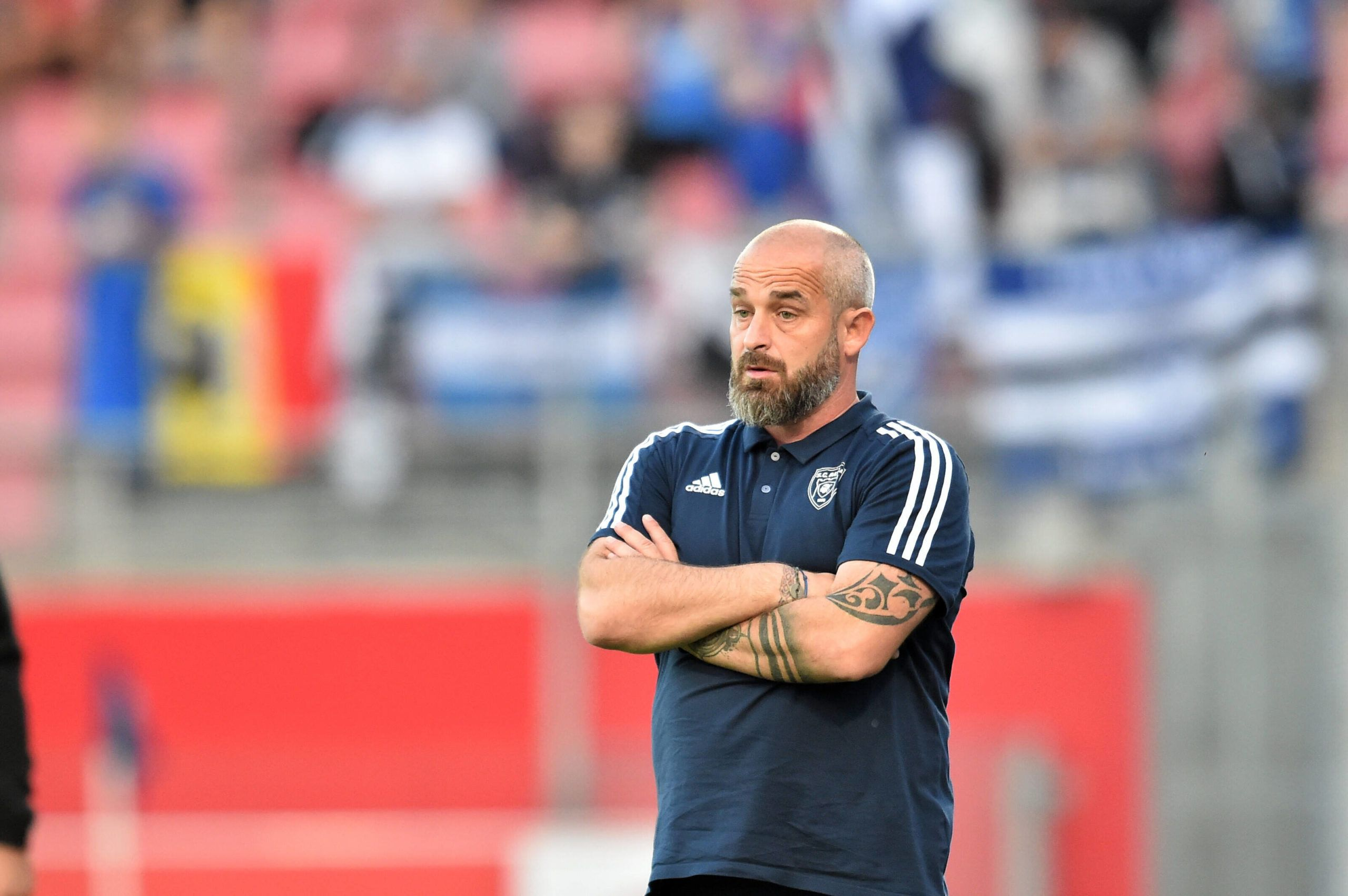 Mathieu Chabert (Bastia) : « Contre Caen, on va voir ce qu'est le vrai Furiani ! »