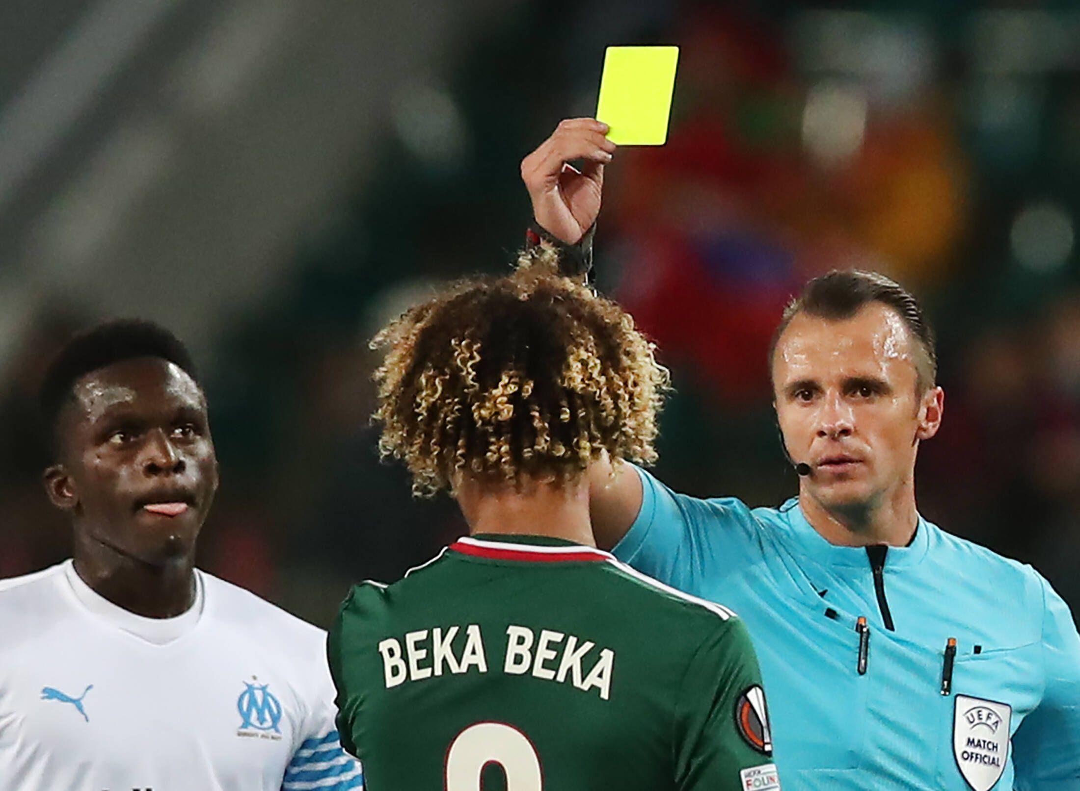 Alexis Beka Beka sélectionné avec l'équipe de France Espoirs
