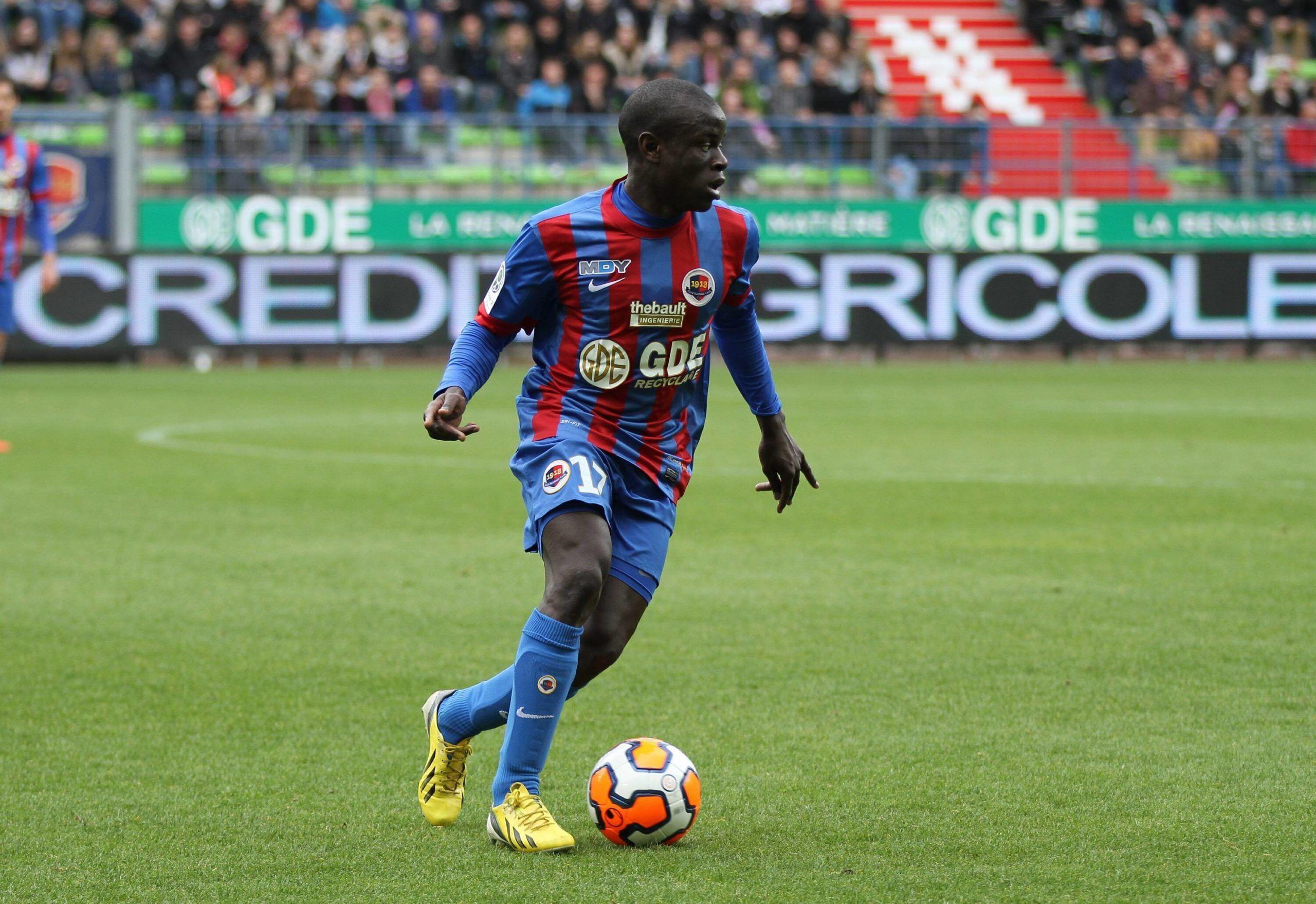 [Vidéo] Quand Ngolo Kanté inscrivait un magnifique but face à Dijon
